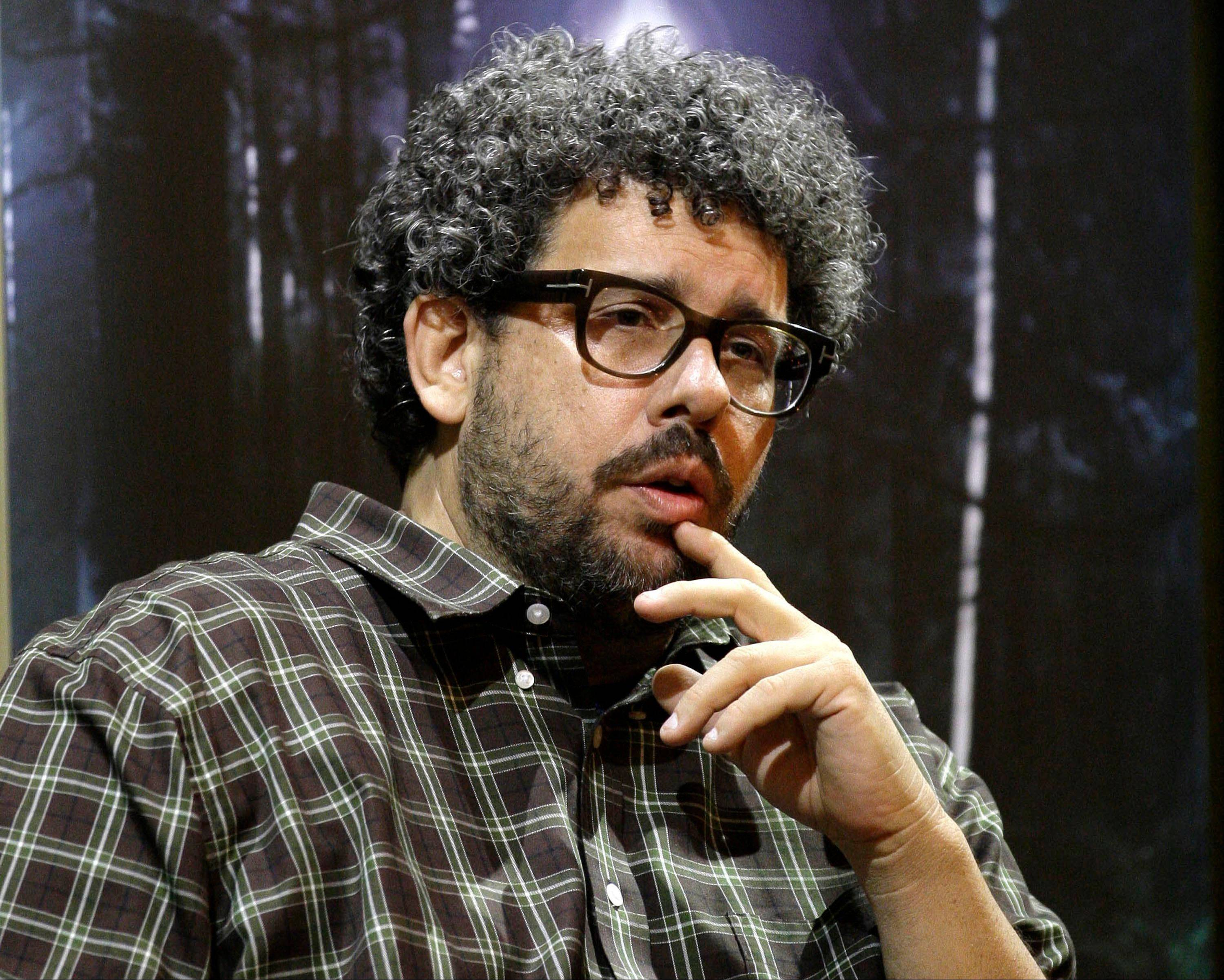 "Neil LaBute wrote the 10-episode drama ""Full Circle,"" airing Wednesdays on DirecTV."