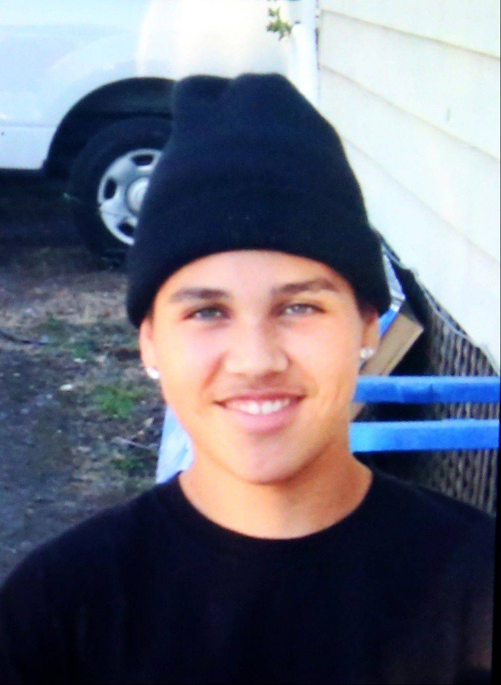 In this photo provided by the Lopez family is a picture of Andy Lopez, who was killed by sheriff's deputies in Santa Rosa, Calif. Tuesday, Oct. 22, 2013. Northern California sheriff's deputies have shot and killed the 13-year-old boy after repeatedly telling him to drop what turned out to be a replica assault rifle, sheriff's officials and family members said. Two Sonoma County deputies on patrol saw the boy walking with what appeared to be a high-powered weapon.