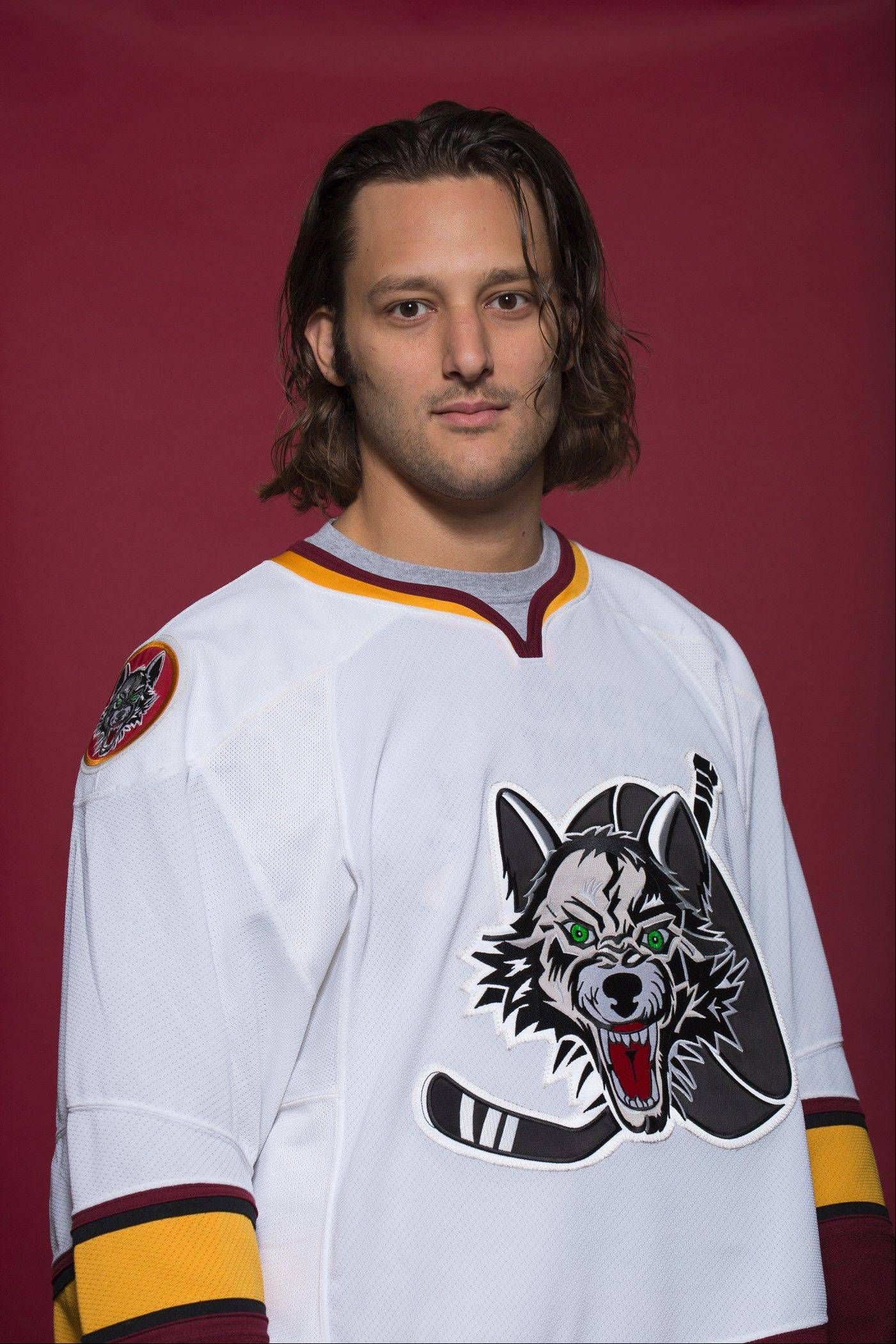 Chicago Wolves center Christian Hanson is allergic to peanuts and supports the team's Peanut Awareness Day games.