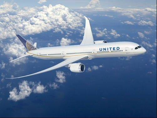 Chicago-based United Continental Holdings Inc., the world�s largest airline, posted a third-quarter profit that trailed analysts� estimates and promised unspecified �numerous actions� to boost revenue and efficiency.