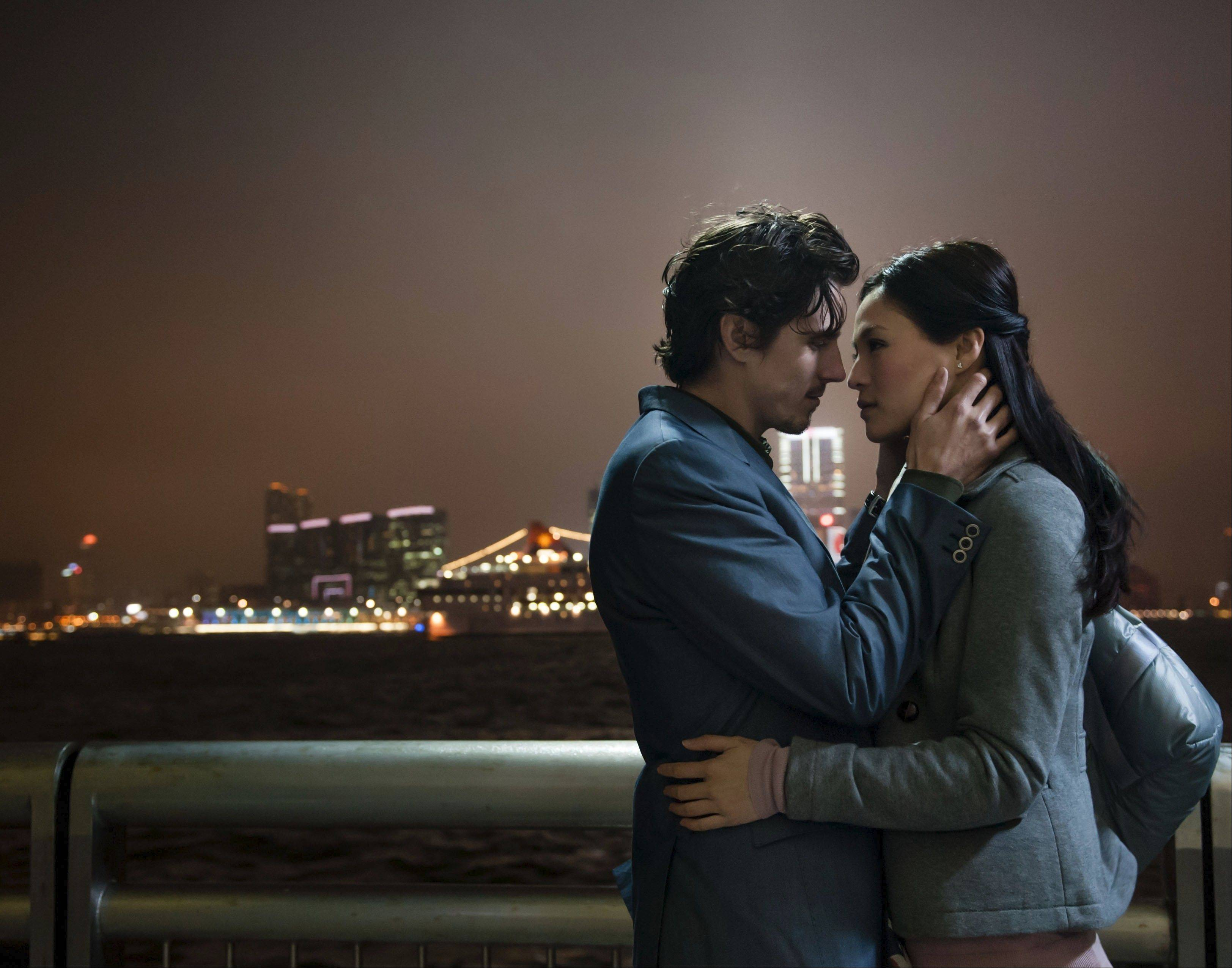 Sean Faris and Grace Huang play lovers in the superbly photographed romance