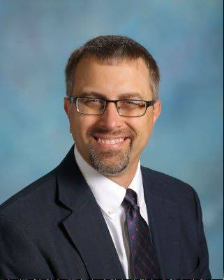 Mundelein High Principal Anthony Kroll