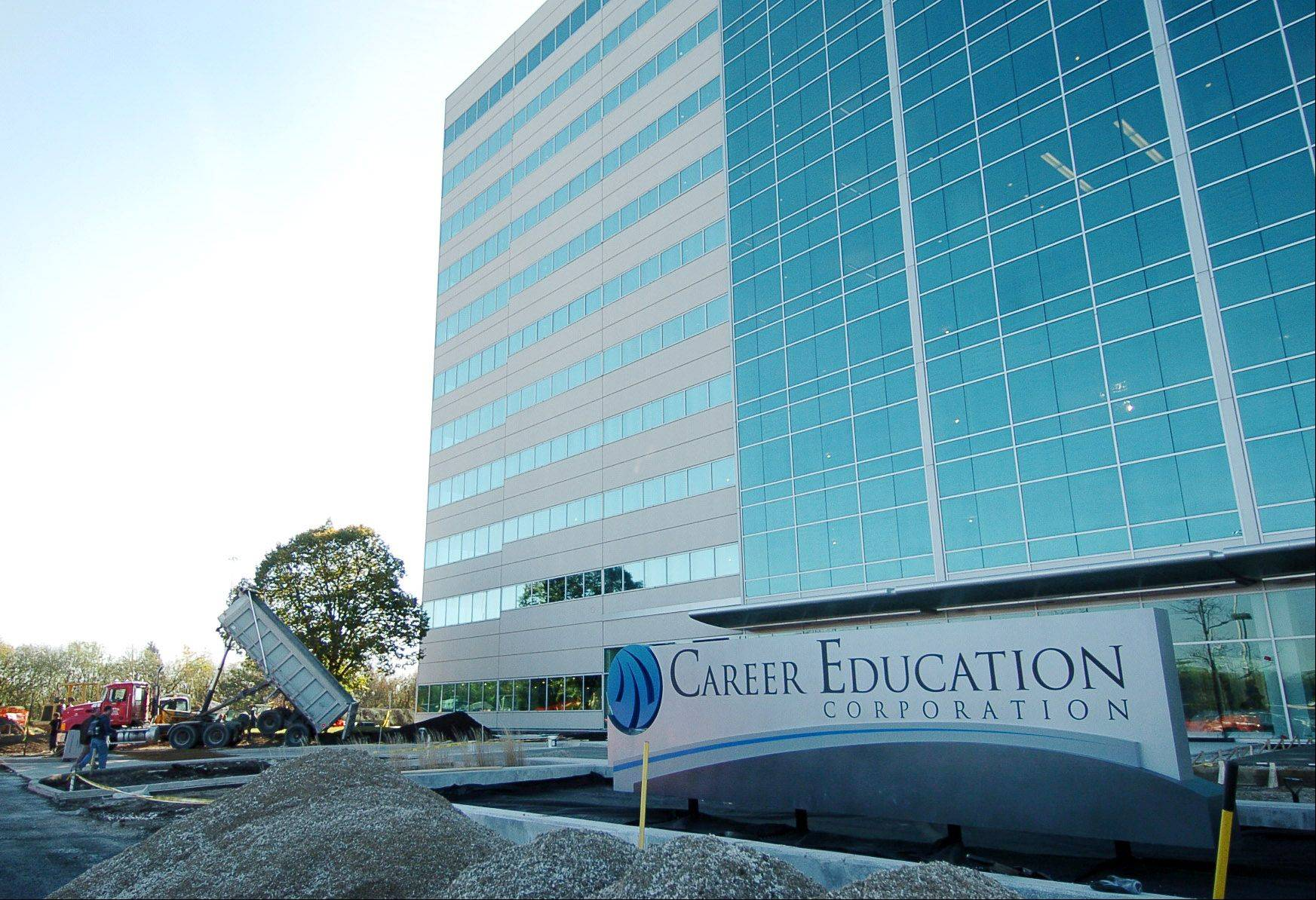 Career Education Corporation is selling its European segment.