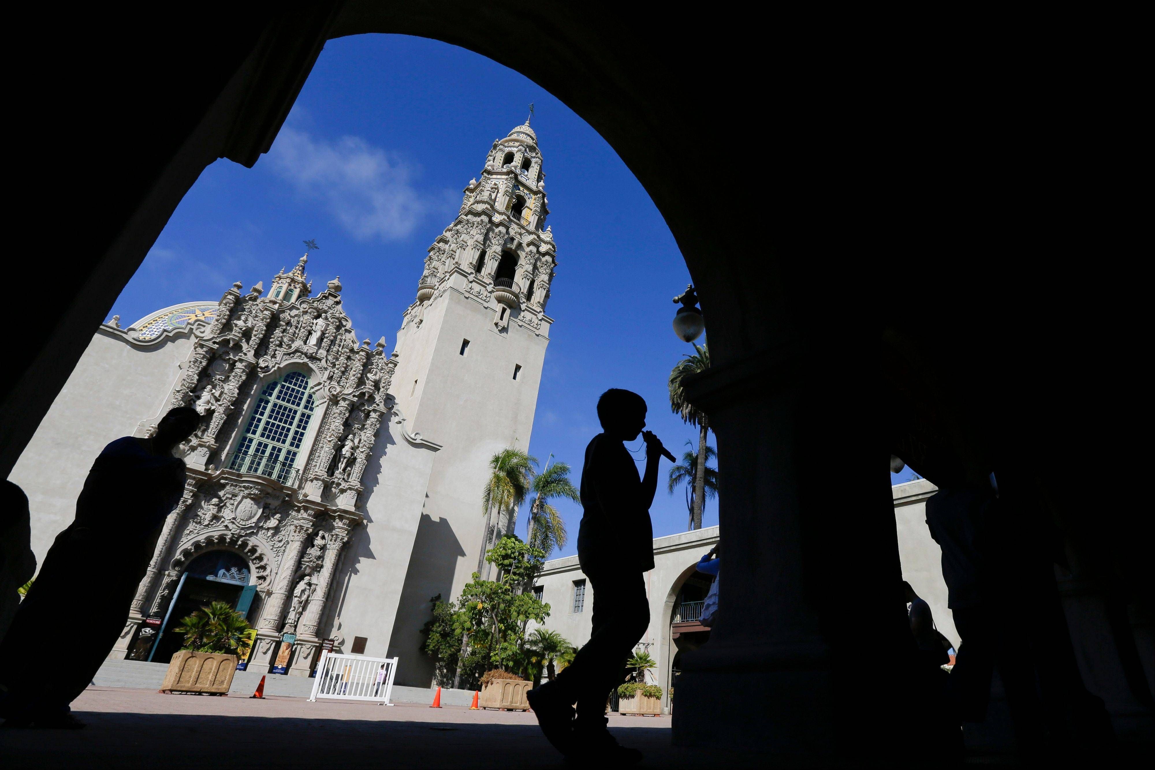 Balboa Park will be marking its 100th anniversary in 2015 with a host of festivities, although any day is worth a visit to the 1,200-acre urban oasis that rivals New York's Central Park and is home to the San Diego Zoo.