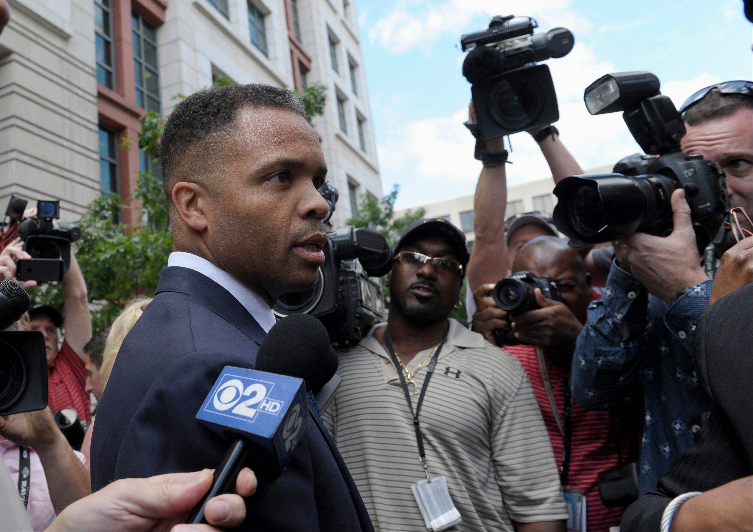Former U.S. Rep. Jesse Jackson Jr. is expected to enter prison within several weeks.