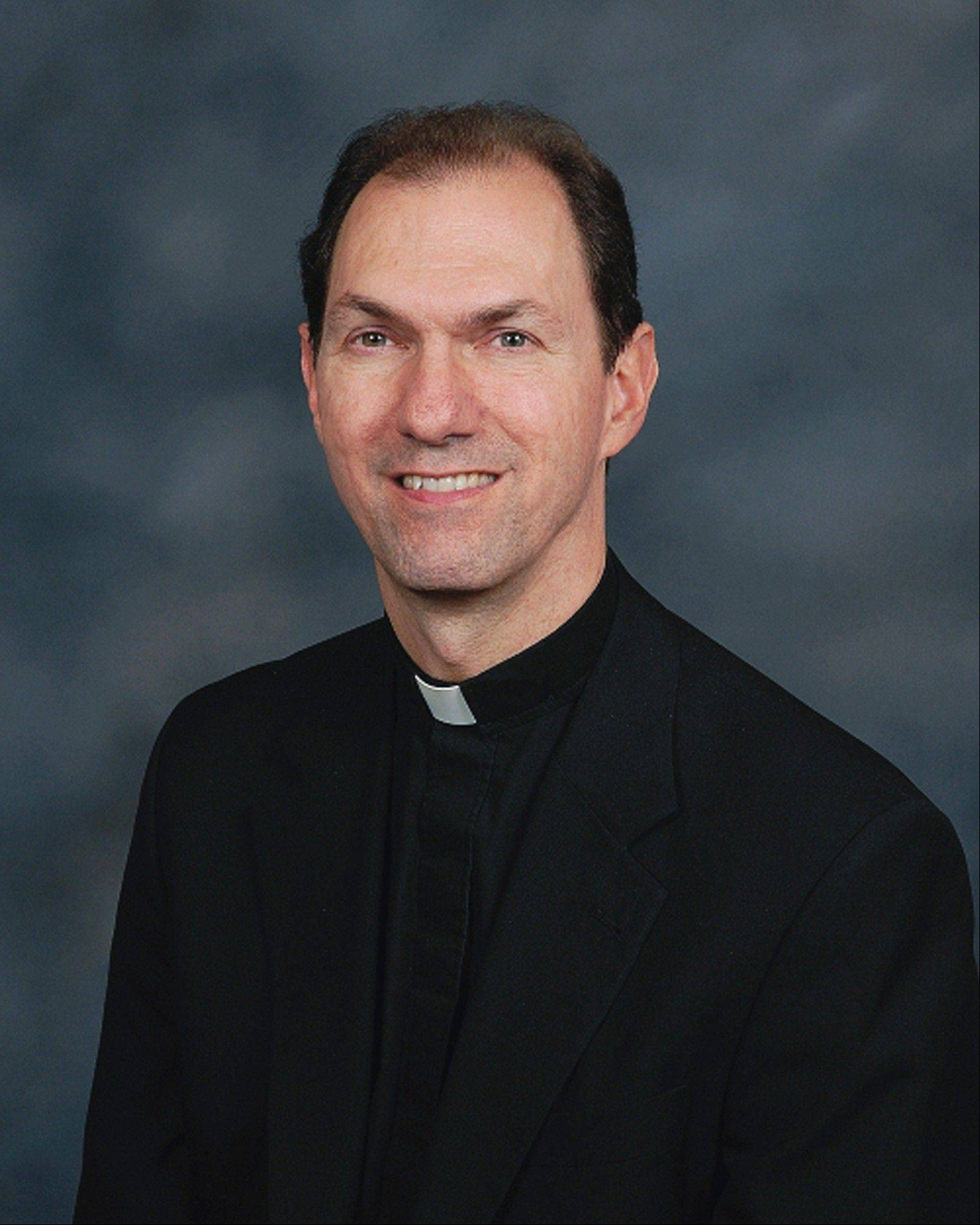 John Thomas Folda, bishop of the Fargo Catholic Diocese.