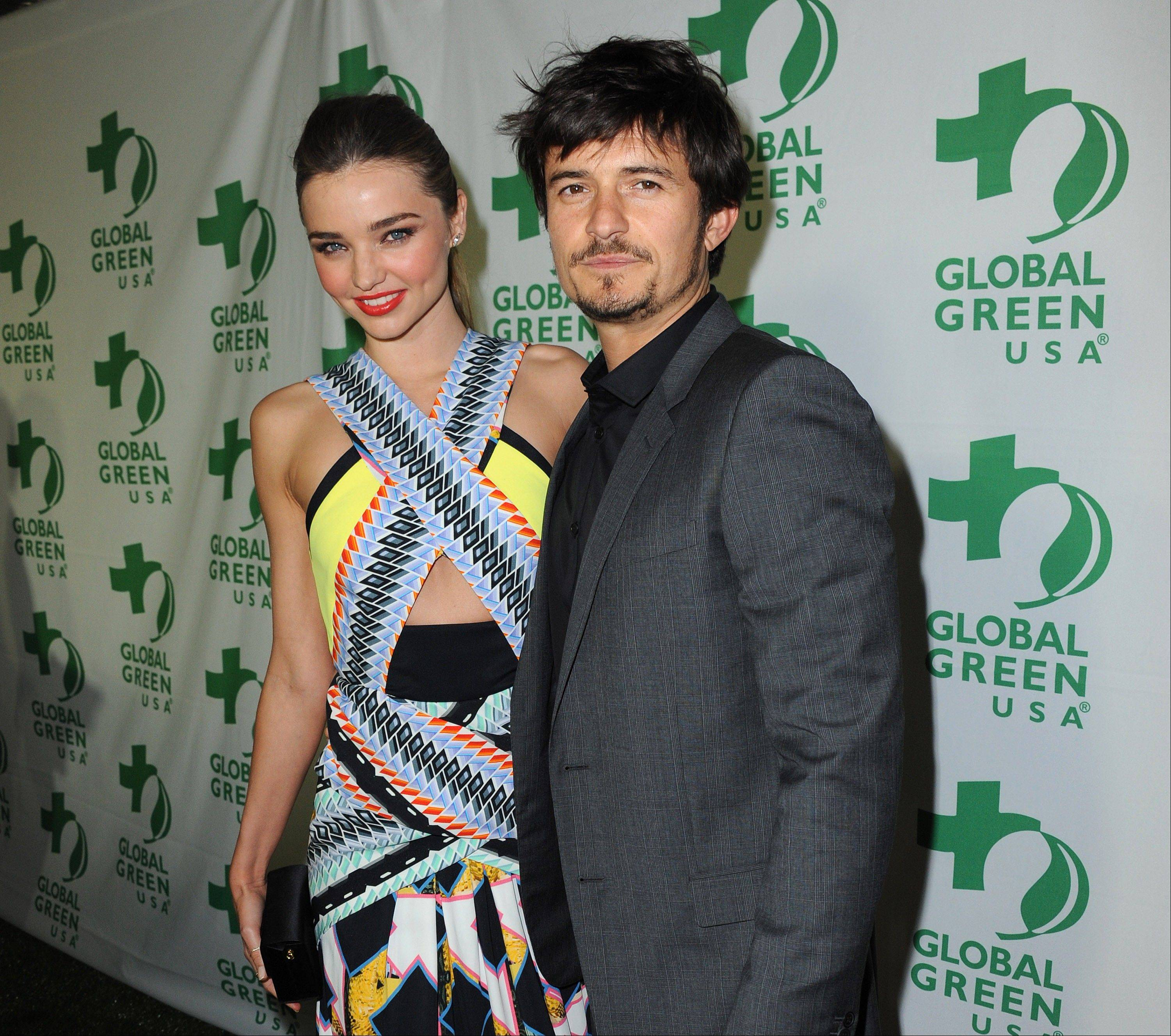 "Orlando Bloom and Miranda Kerr have confirmed the end of their marriage, saying they have been ""amicably separated for the past few months."""