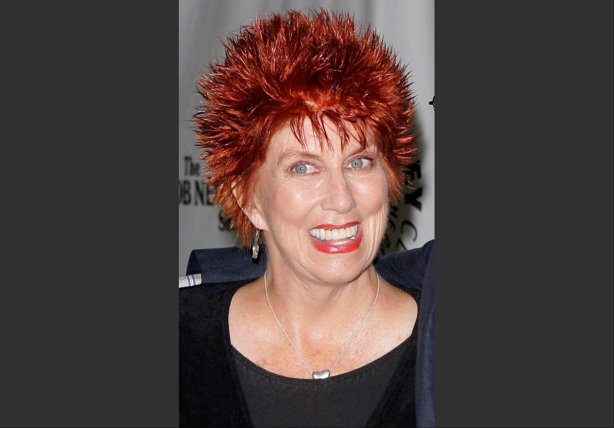 "Marcia Wallace during TV Land's 35th anniversary tribute to ""The Bob Newhart Show"" in Beverly Hills, Calif."