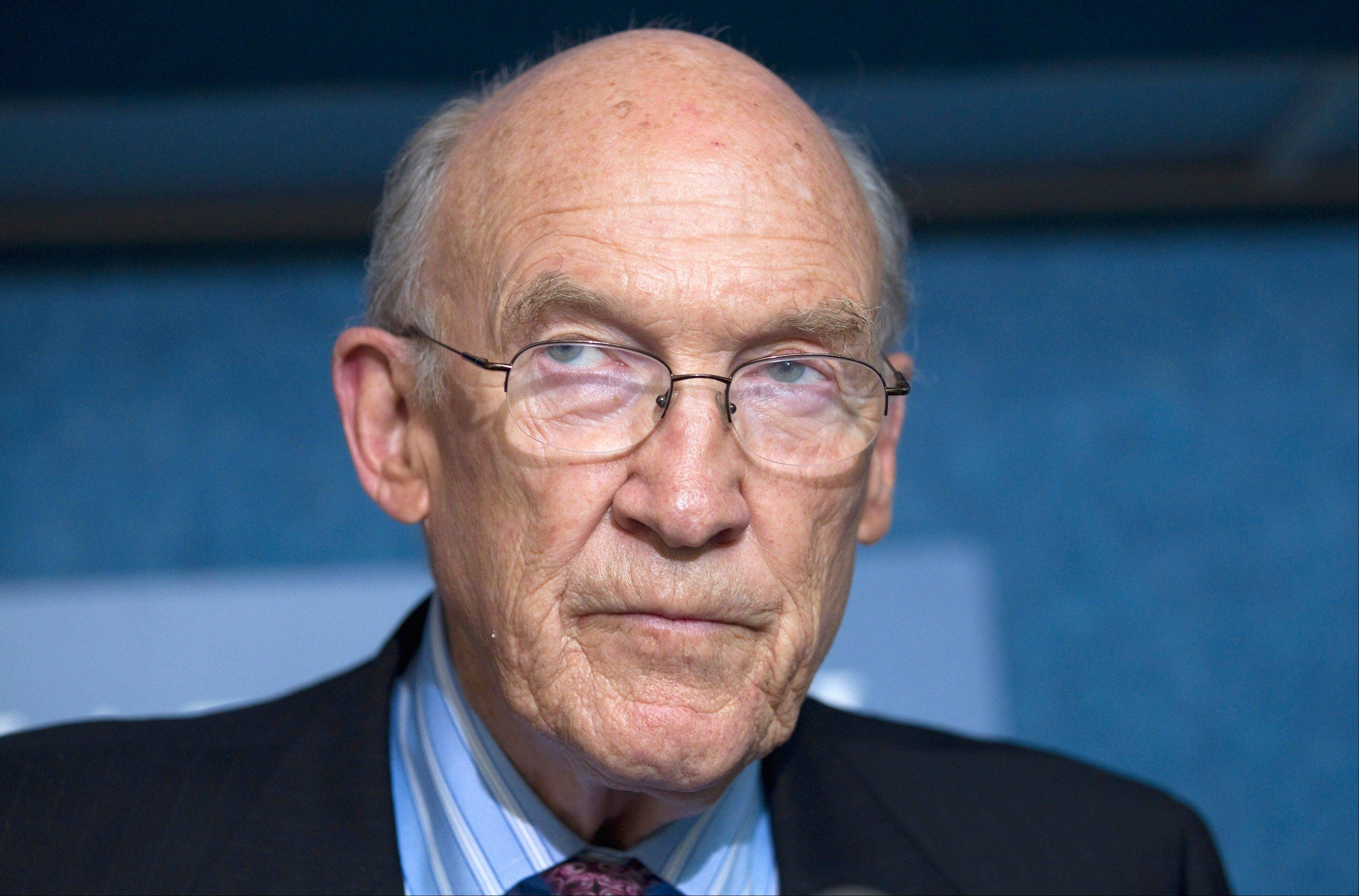 "Former Wyoming Sen. Alan Simpson says politicians ""have been tickling their constituents for so long,"" that neither voters nor campaigns know another way."""