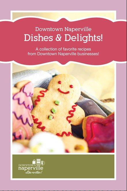 Downtown Naperville Alliance will sell its first cookbook beginning Friday featuring recipes from downtown merchants and notable residents like Mayor George Pradel.