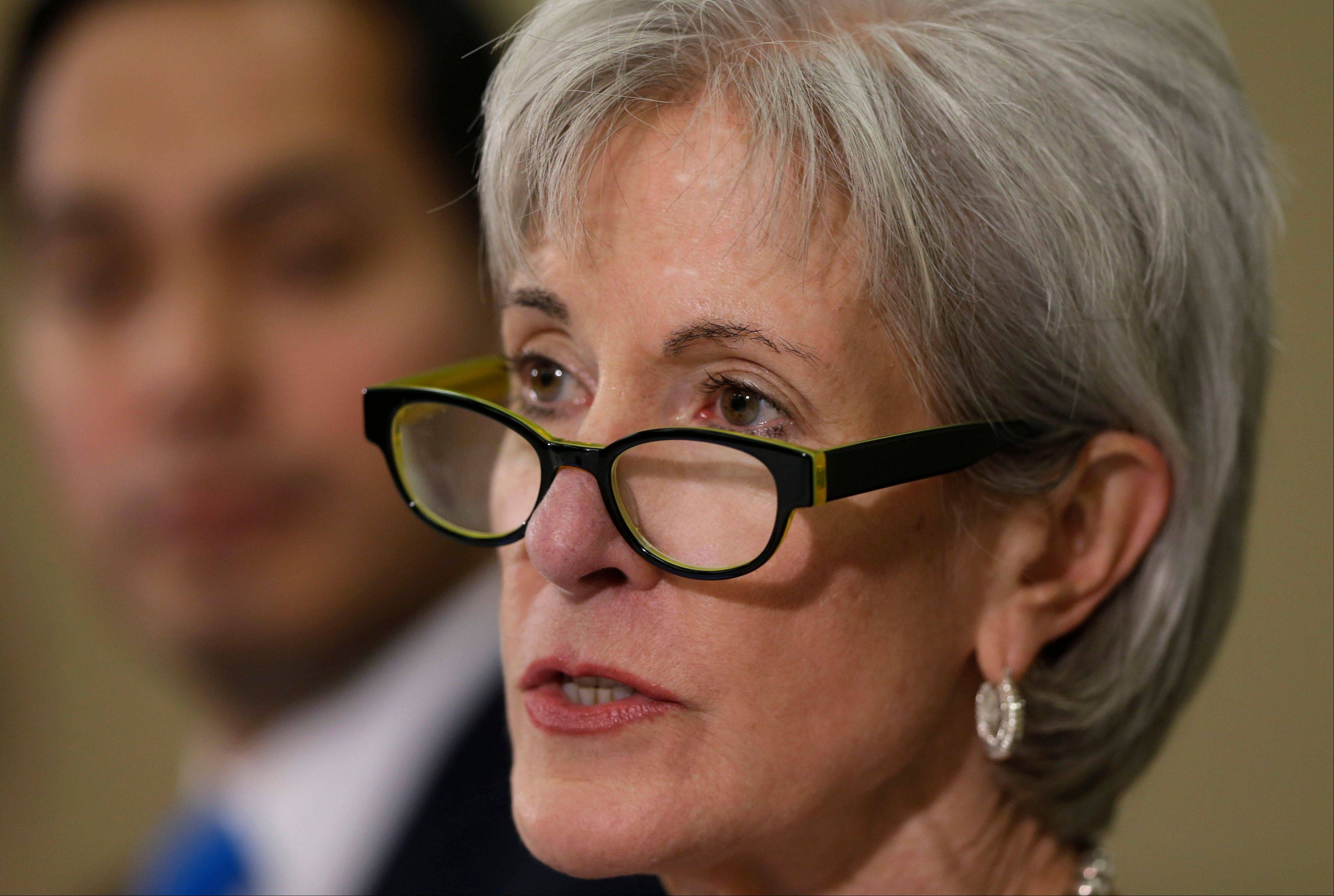 Republicans plan to seek answers from Health and Human Services Secretary Kathleen Sebelius on the Obama administration's troubled start for its health care website to buy insurance, and are raising concerns about the privacy of information that applicants submit under the new system.