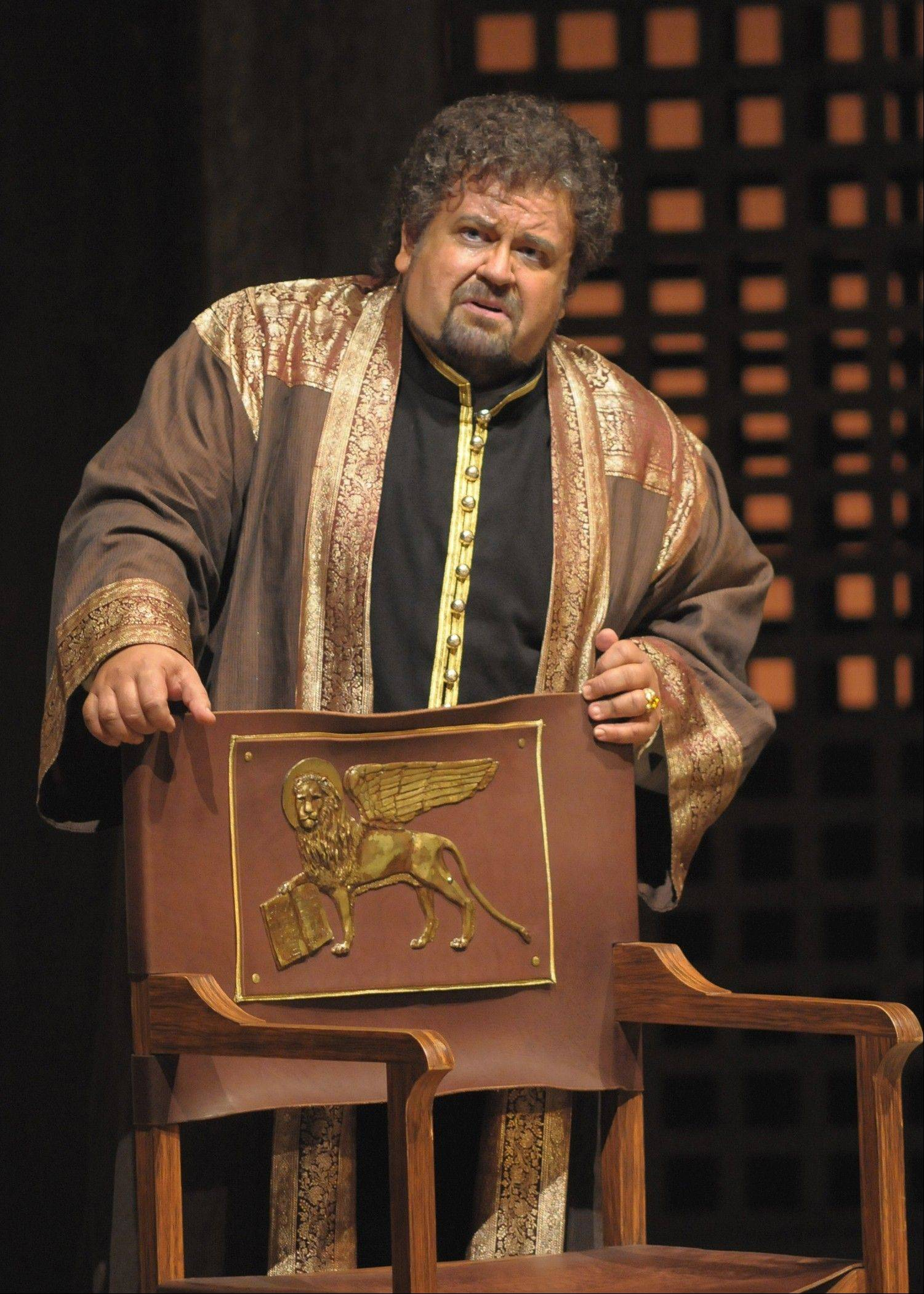 "South African tenor Johan Botha will not finish the run of Lyric Opera of Chicago's revival of Verdi's ""Otello."""