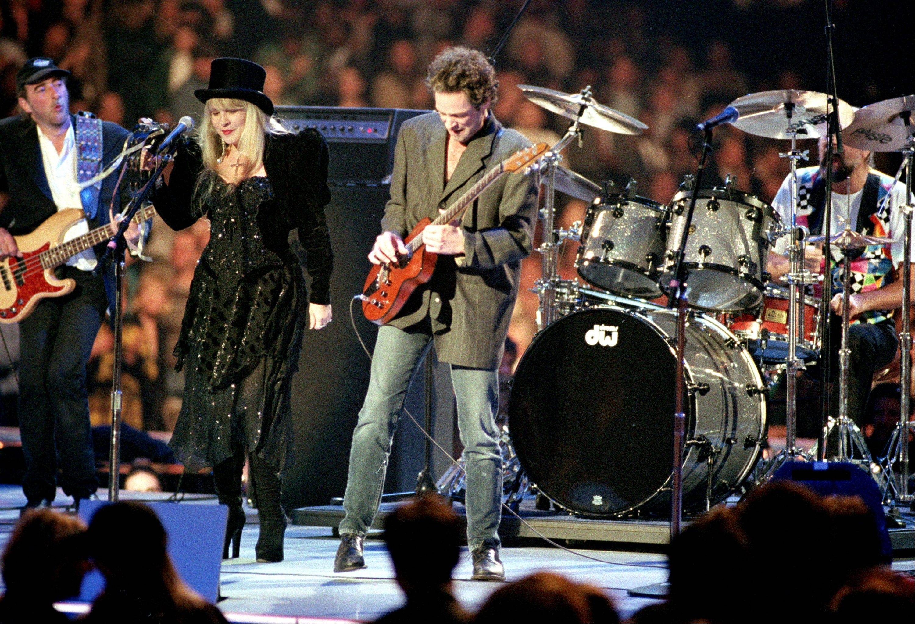 Fleetwood Mac announced Sunday that the group is canceling planned performances in Australia and New Zealand as bassist John McVie is treated for cancer.