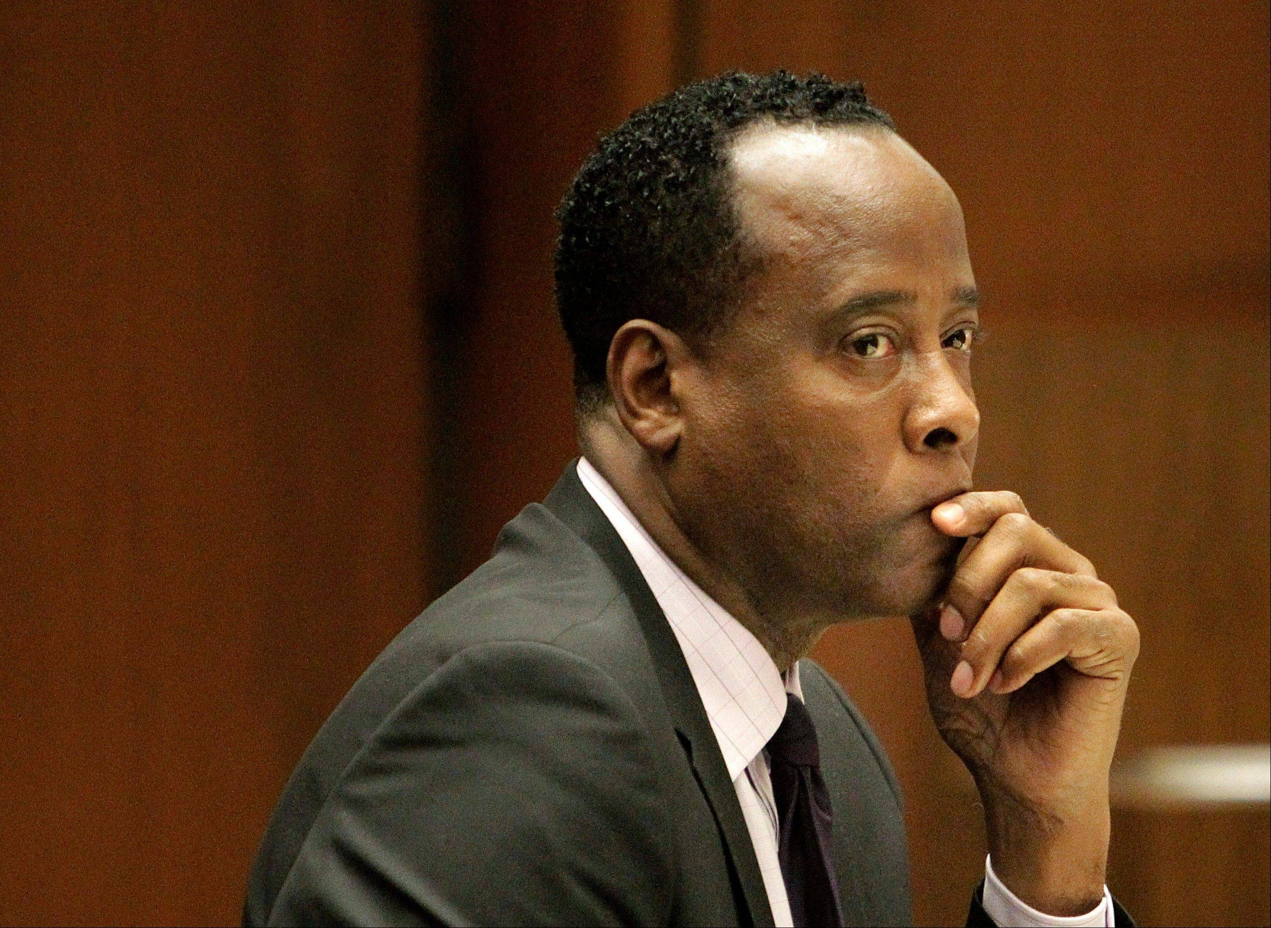 Michael Jackson's former doctor Conrad Murray, who was convicted of killing Jackson, was released from jail Monday after serving nearly two years of a four-year sentence. A change in California law allowed his incarceration time to be significantly cut down.