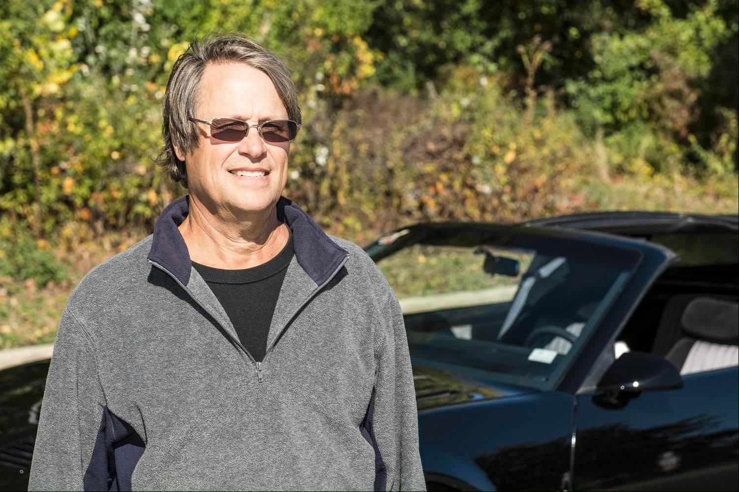 Ken Fritz of Gurnee retained the name of his beloved Trans Am from a previous owner.