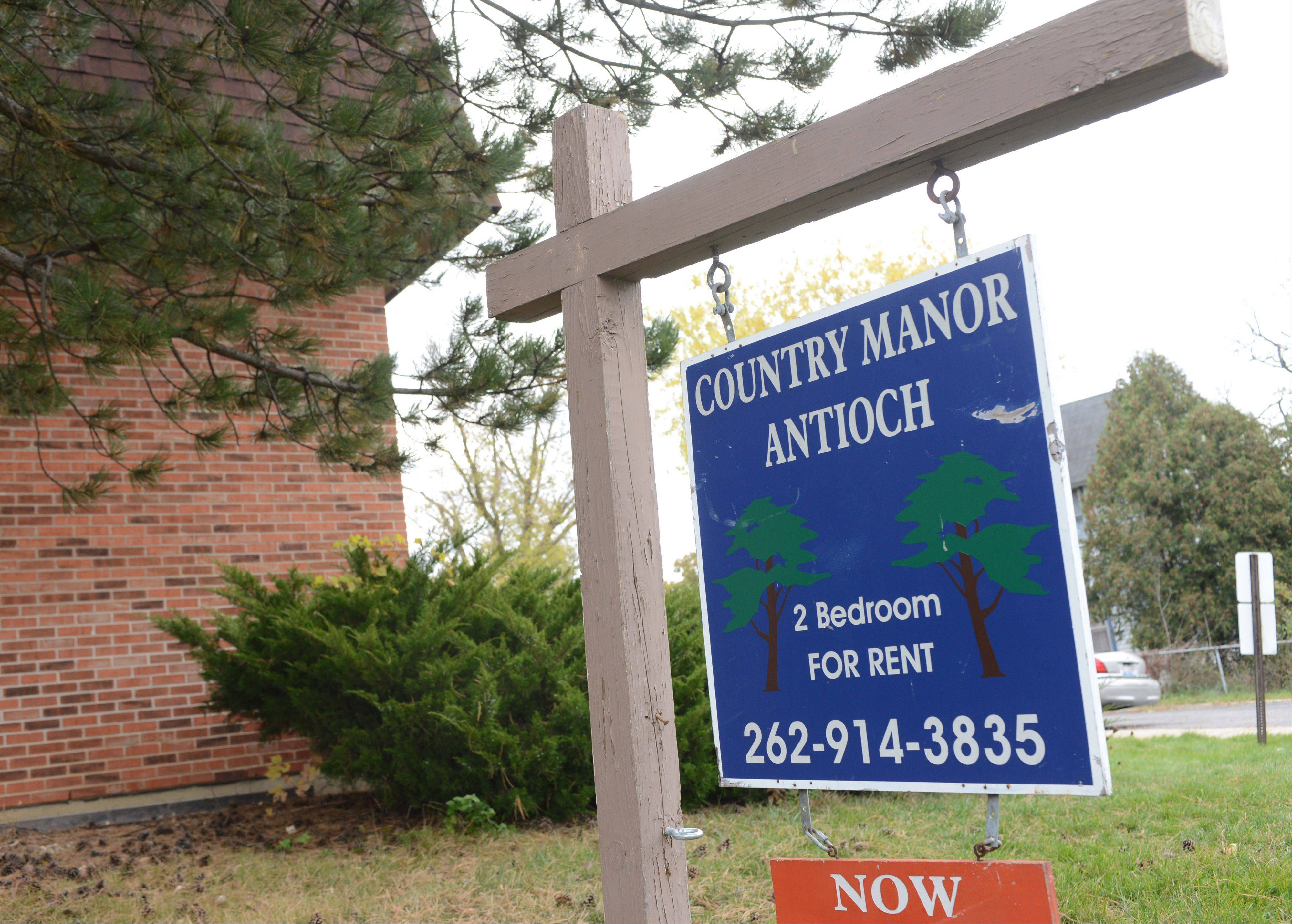 Antioch police conduct a death investigation in an apartment complex in the 1200 block of Main Street Tuesday morning.