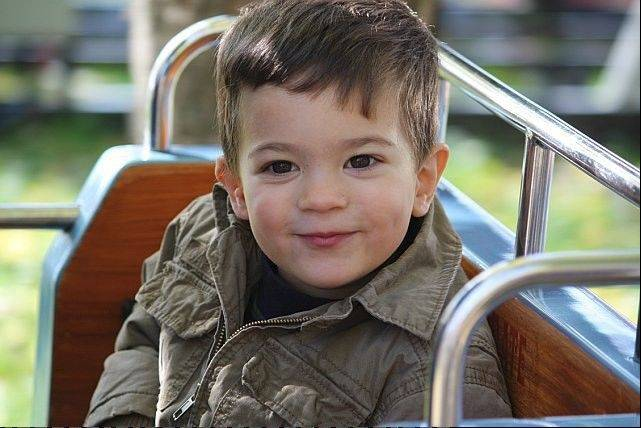 Aidan Manning was just 3 when he died of a brain tumor. In his memory, his family began Aidan's Army, a foundation that raises money for research childhood brain tumors.