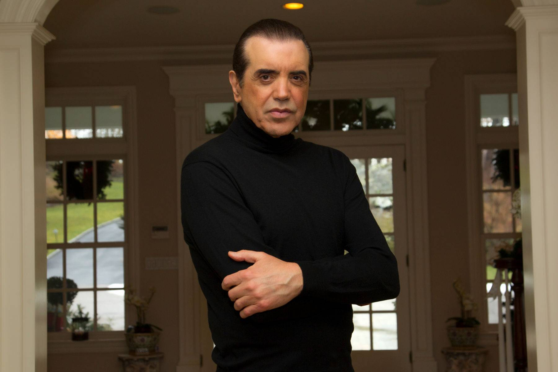 "Chazz Palminteri, Oscar nominee and star of the film, ""A Bronx Tale,"" directed by Robert DeNiro, will perform live Sunday, November 10 at the historic Arcada Theatre."
