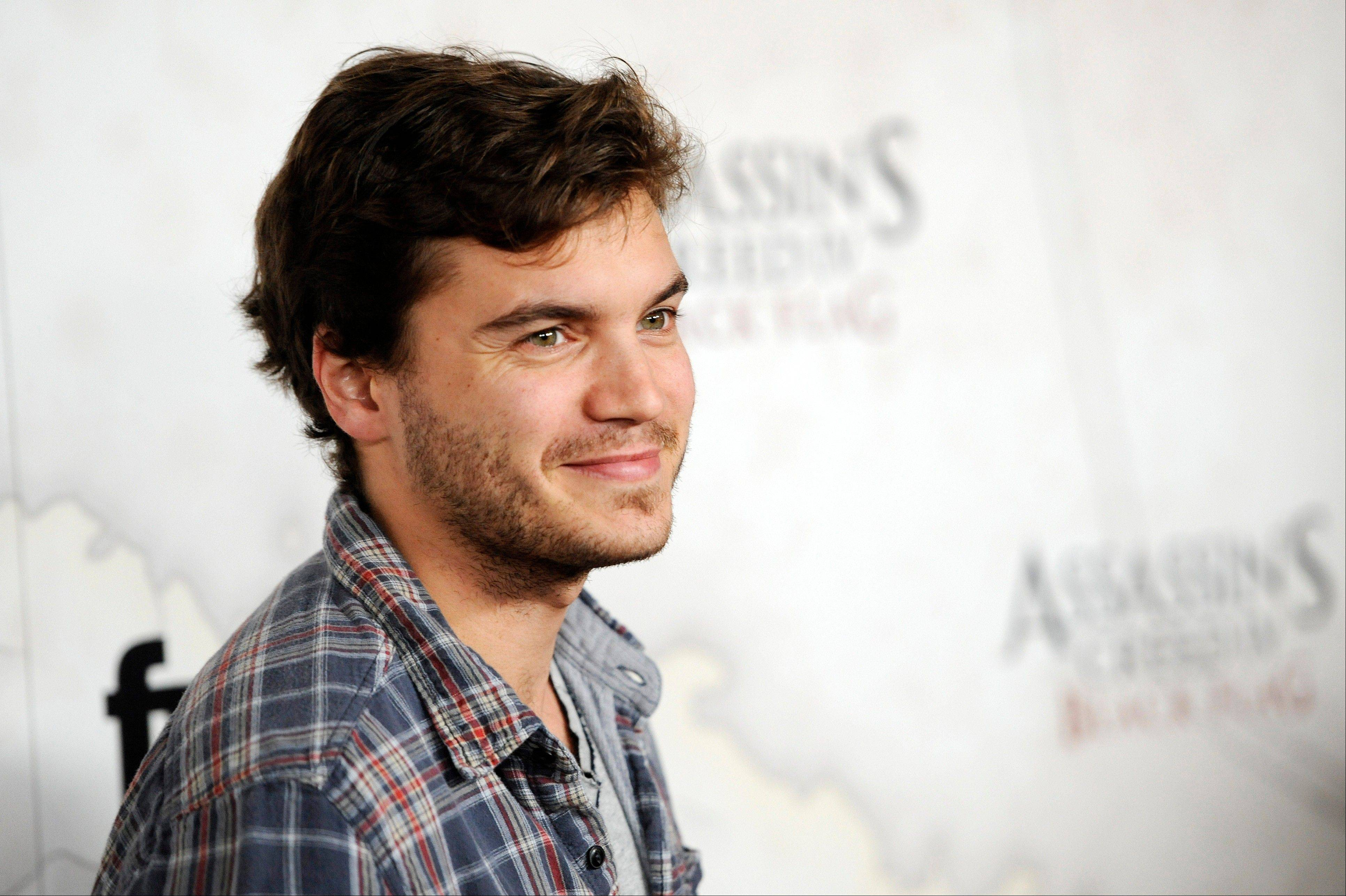 Emile Hirsch will play John Belushi in a biopic on the comedian.