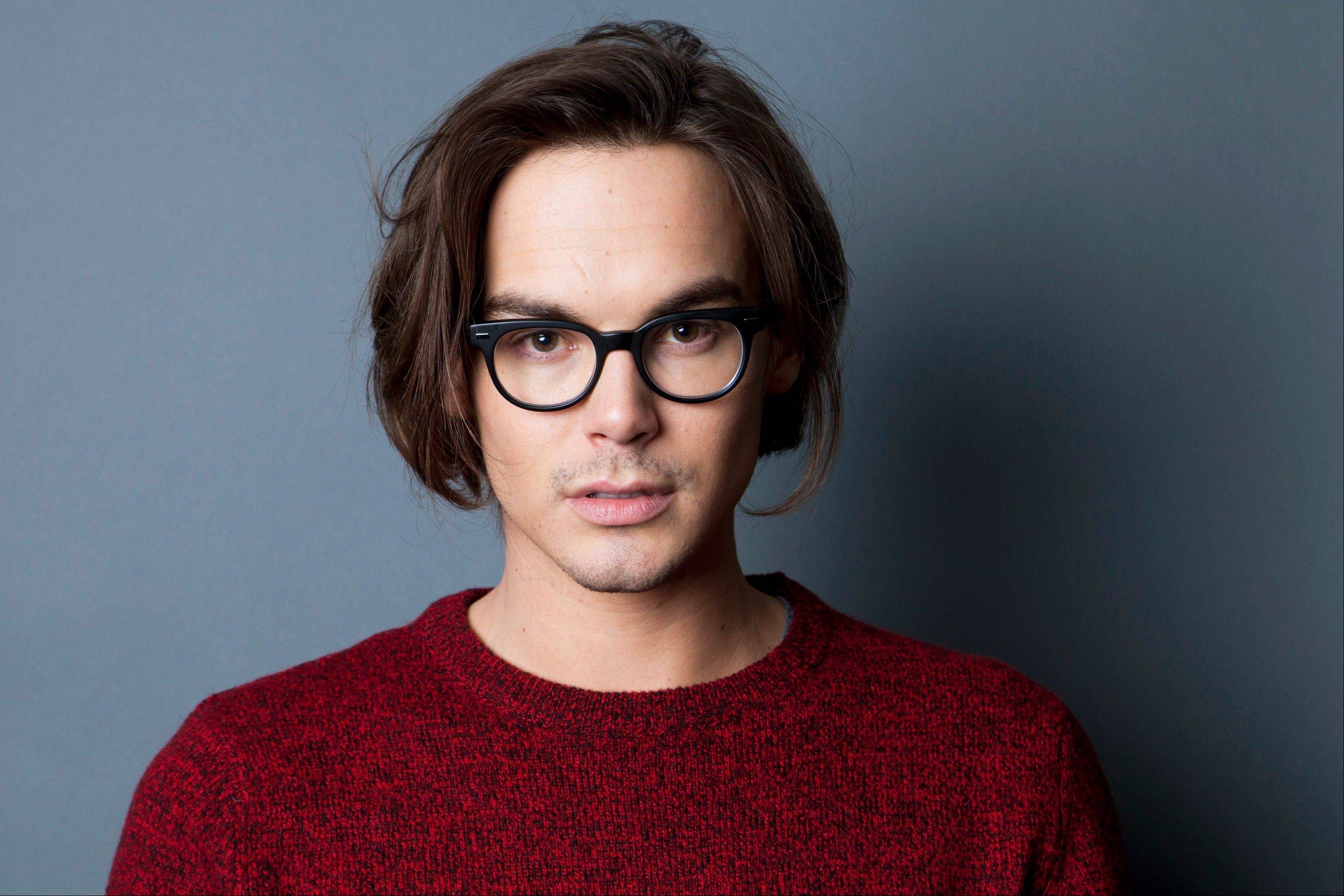 "Tyler Blackburn stars in the ABC Family spinoff series ""Ravenwood."""