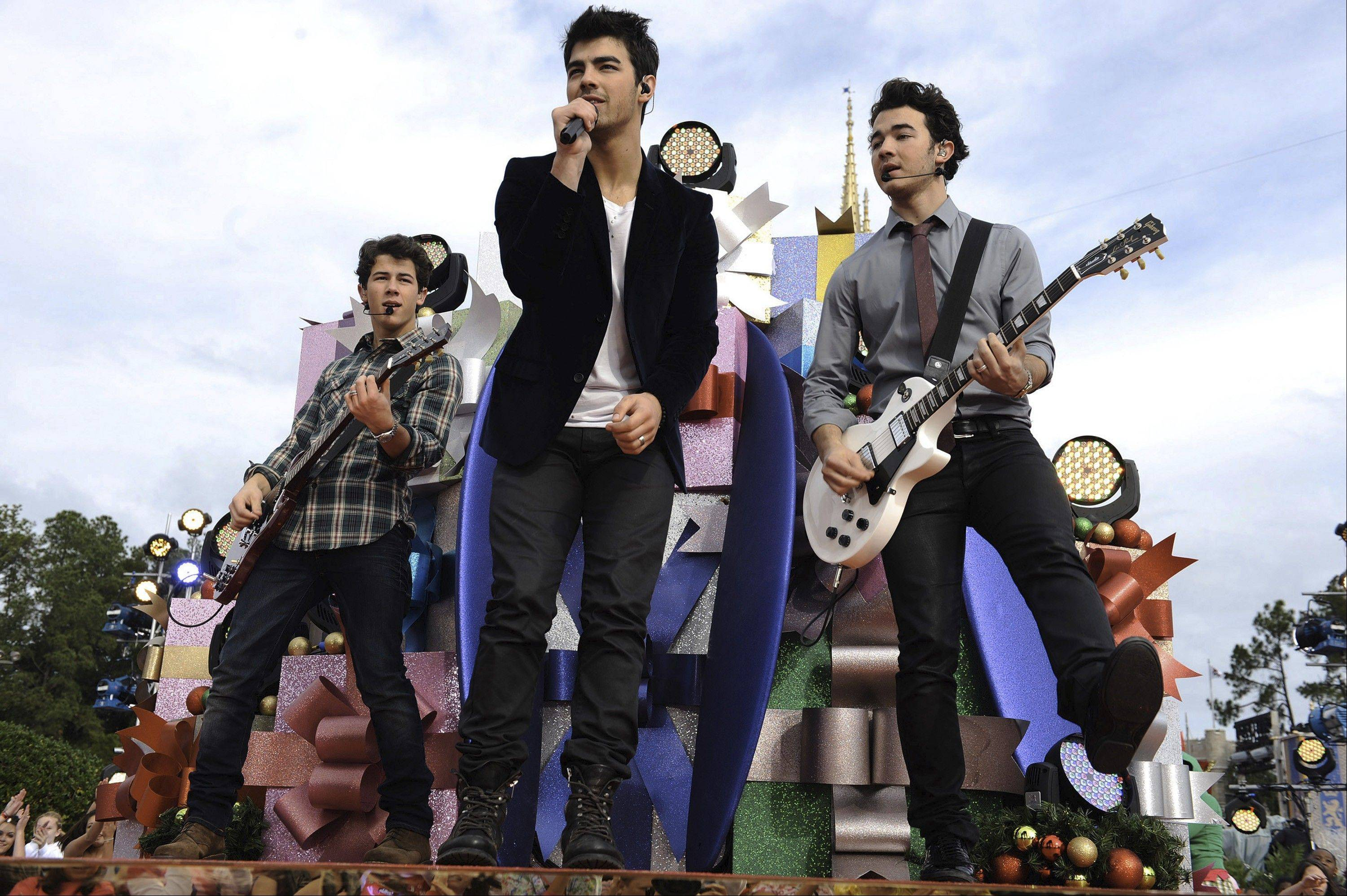 Nick, Joe and Kevin Jonas announced Tuesday they're ending their highly successful run.