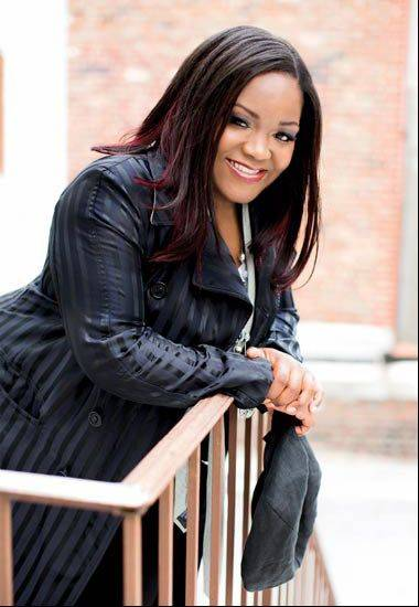 Shemekia Copeland will perform at the Prairie Center for the Arts in Schaumburg.
