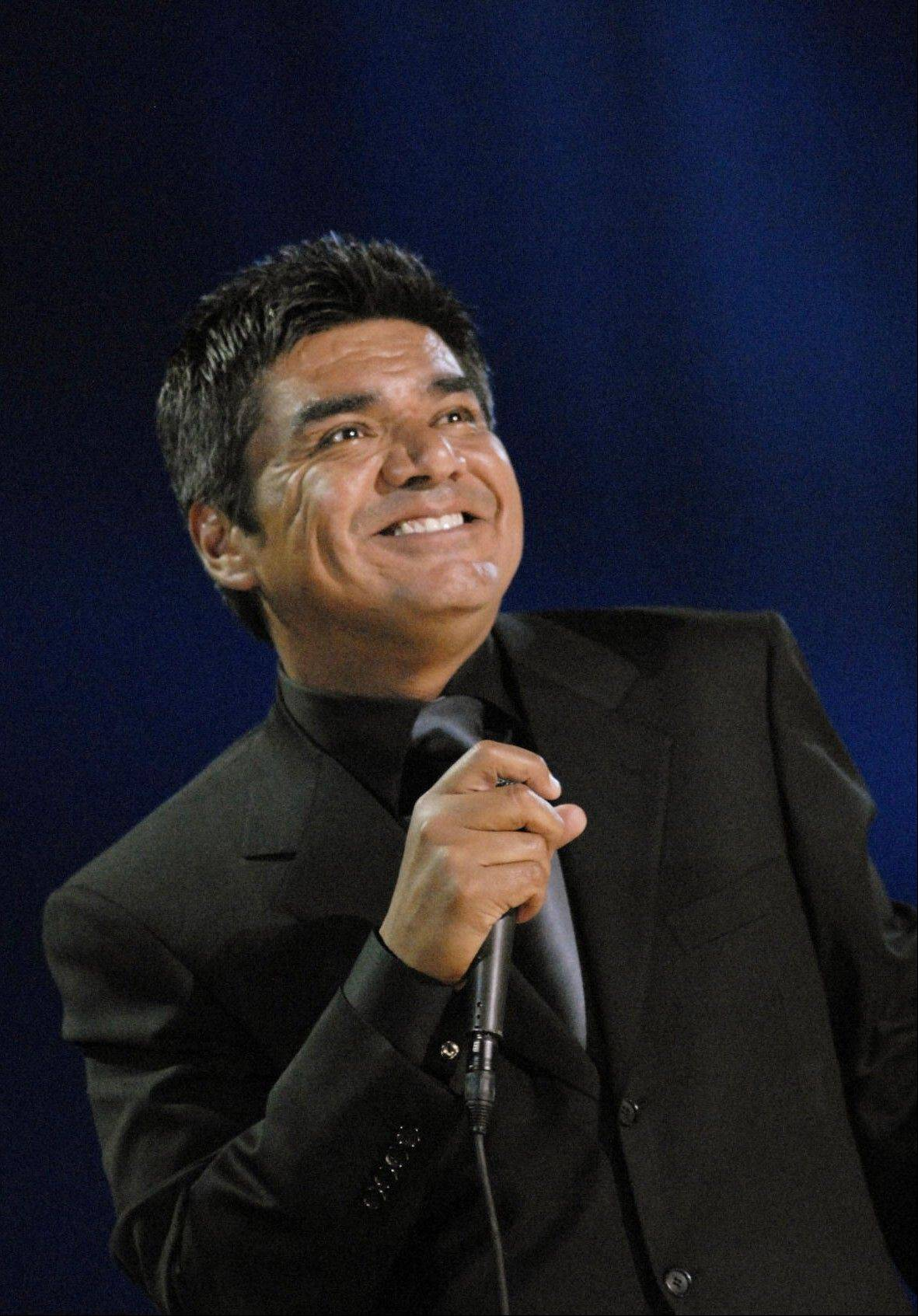 Comedian George Lopez appears at the Genesee Theatre in Waukegan on Saturday, Nov. 2.