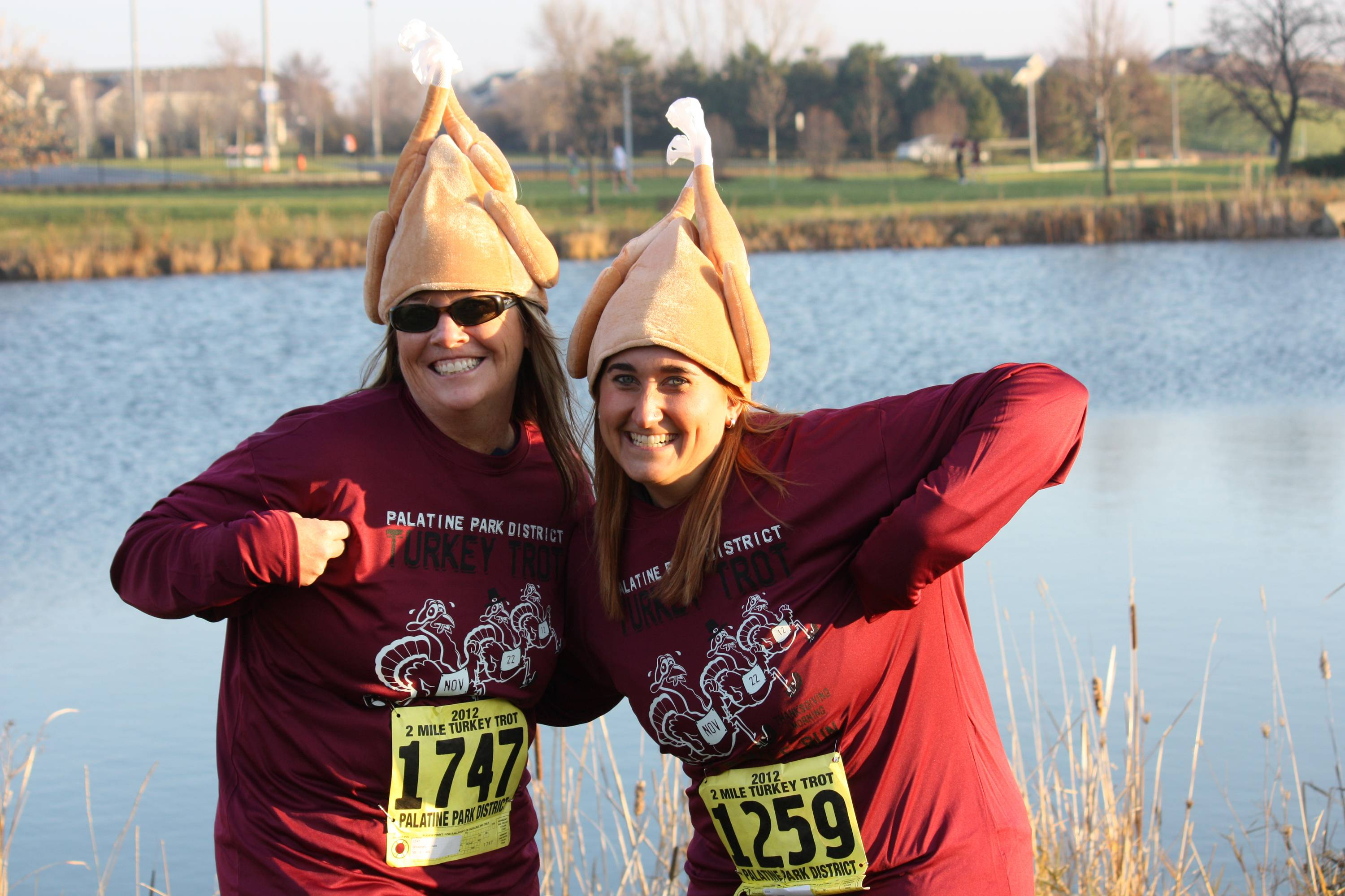 Annual 2 Mile, 5 Mile and Drumstick Dash events will be offered on November 28 at Harper College.