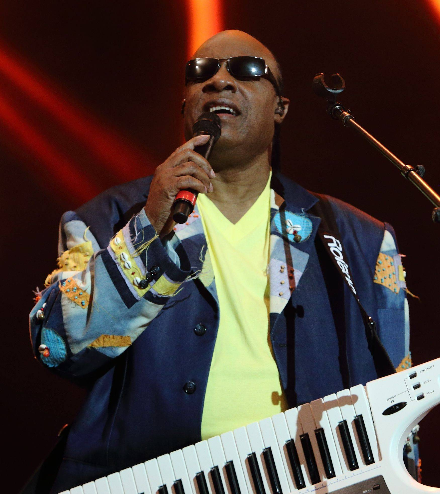Stevie Wonder plans to release two albums next year.