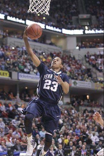 Penn State guard Tim Frazier missed all but four games last season due to injury.