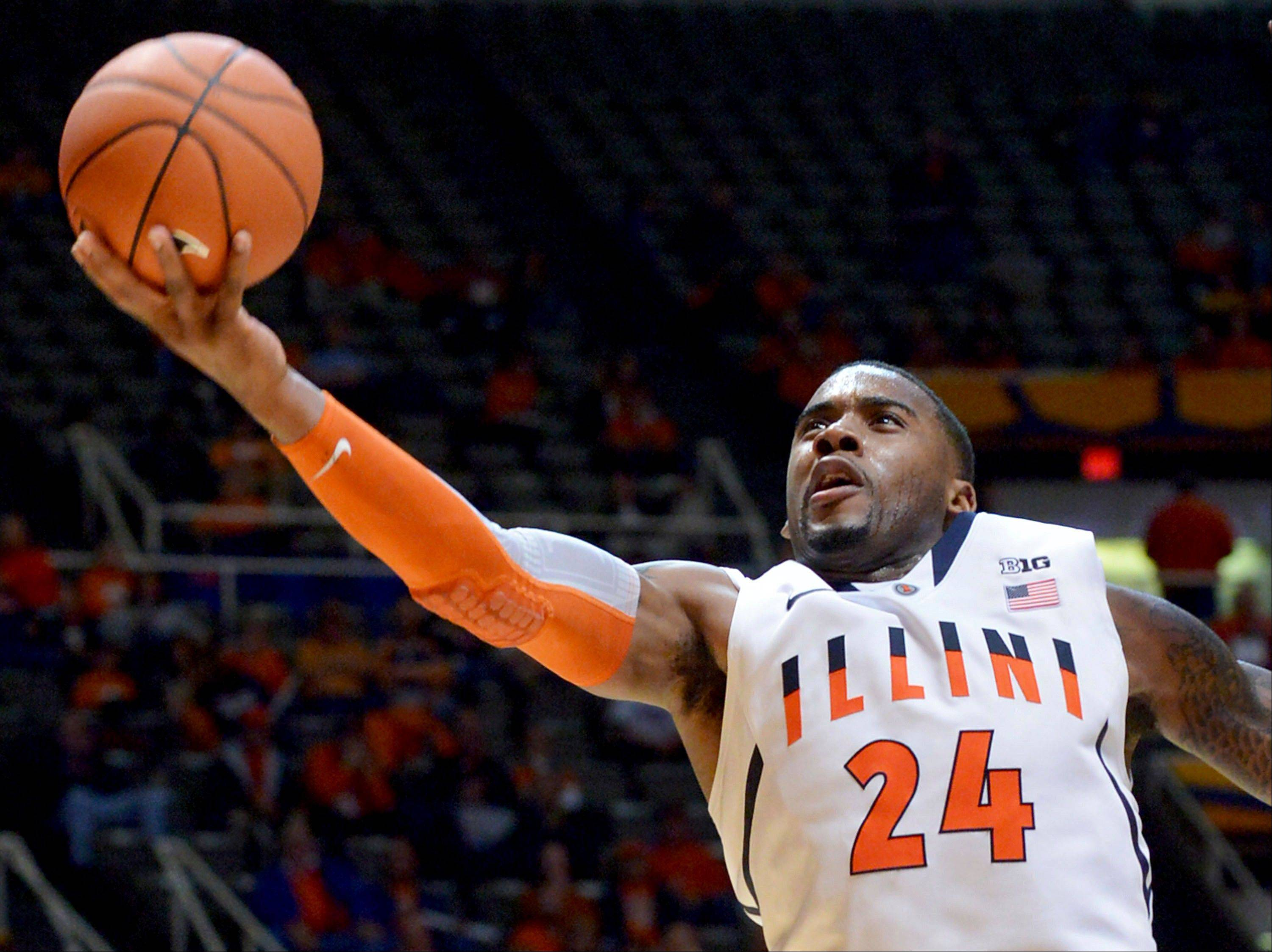 Young, thin roster creates questions at Illinois
