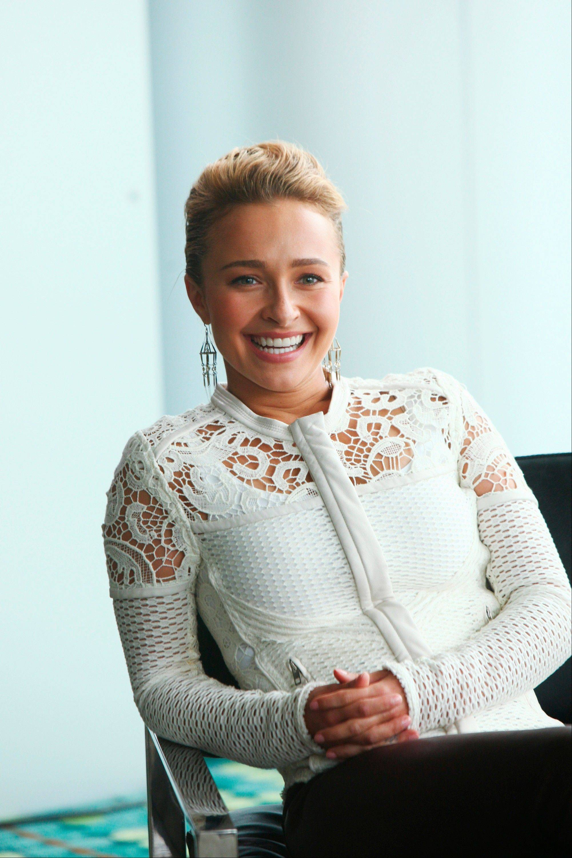 "Hayden Panettiere stars in ABC's tuneful melodrama ""Nashville,"" now in its second season."