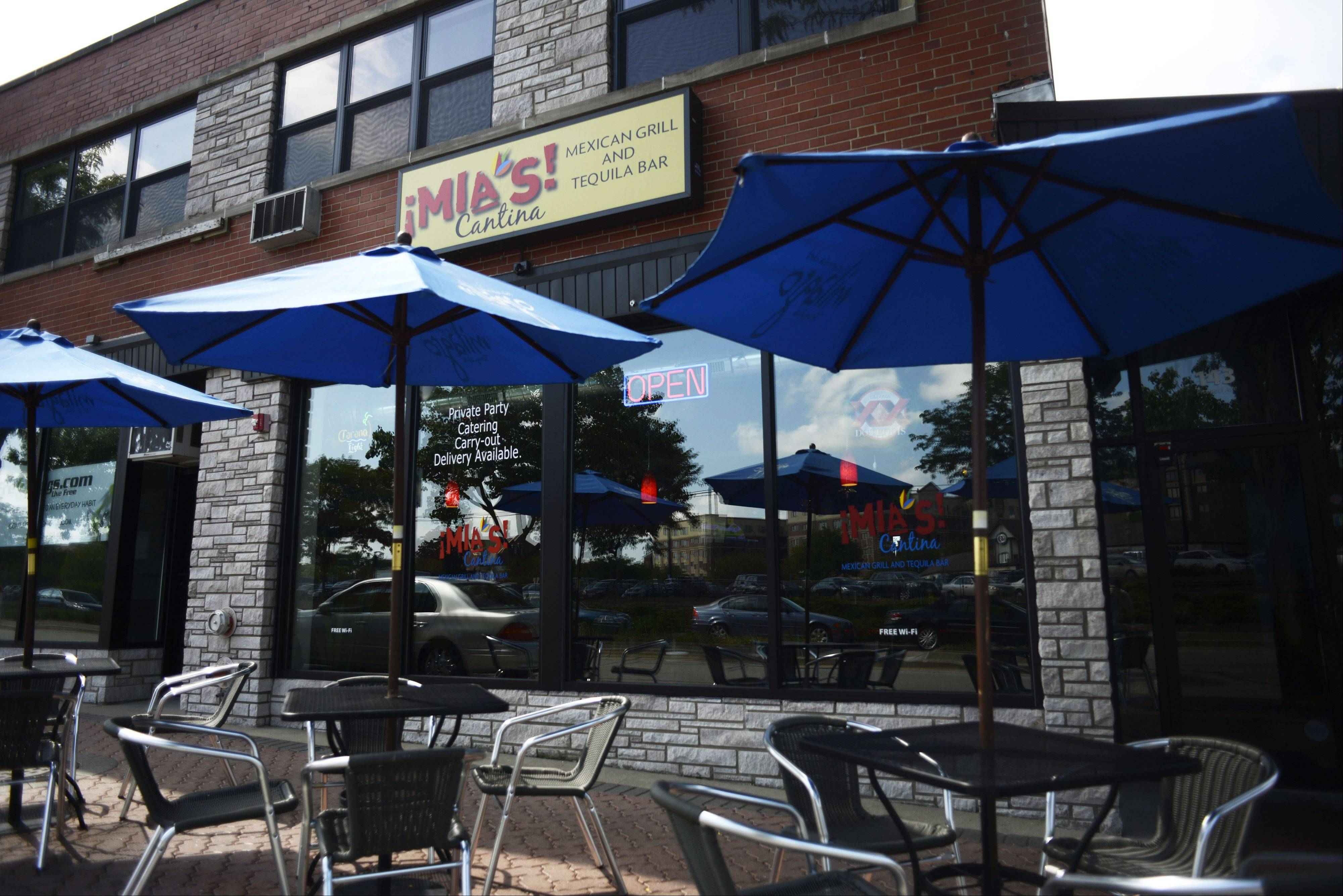 Mia�s Cantina in Mount Prospect is an Entrepreneur�s Cafe success story.