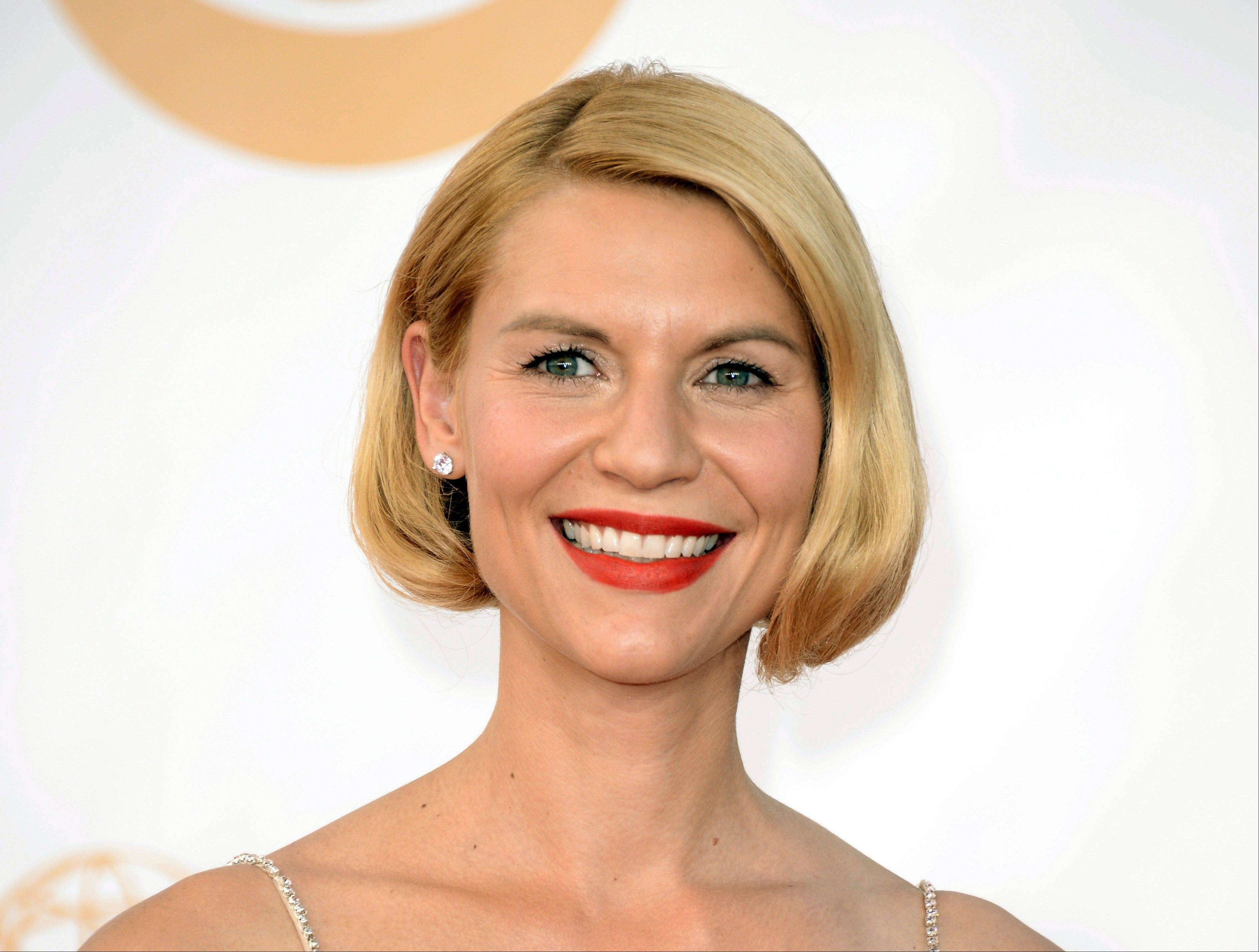 Claire Danes has been tapped to host the 20th anniversary Nobel Peace Prize concert in December.