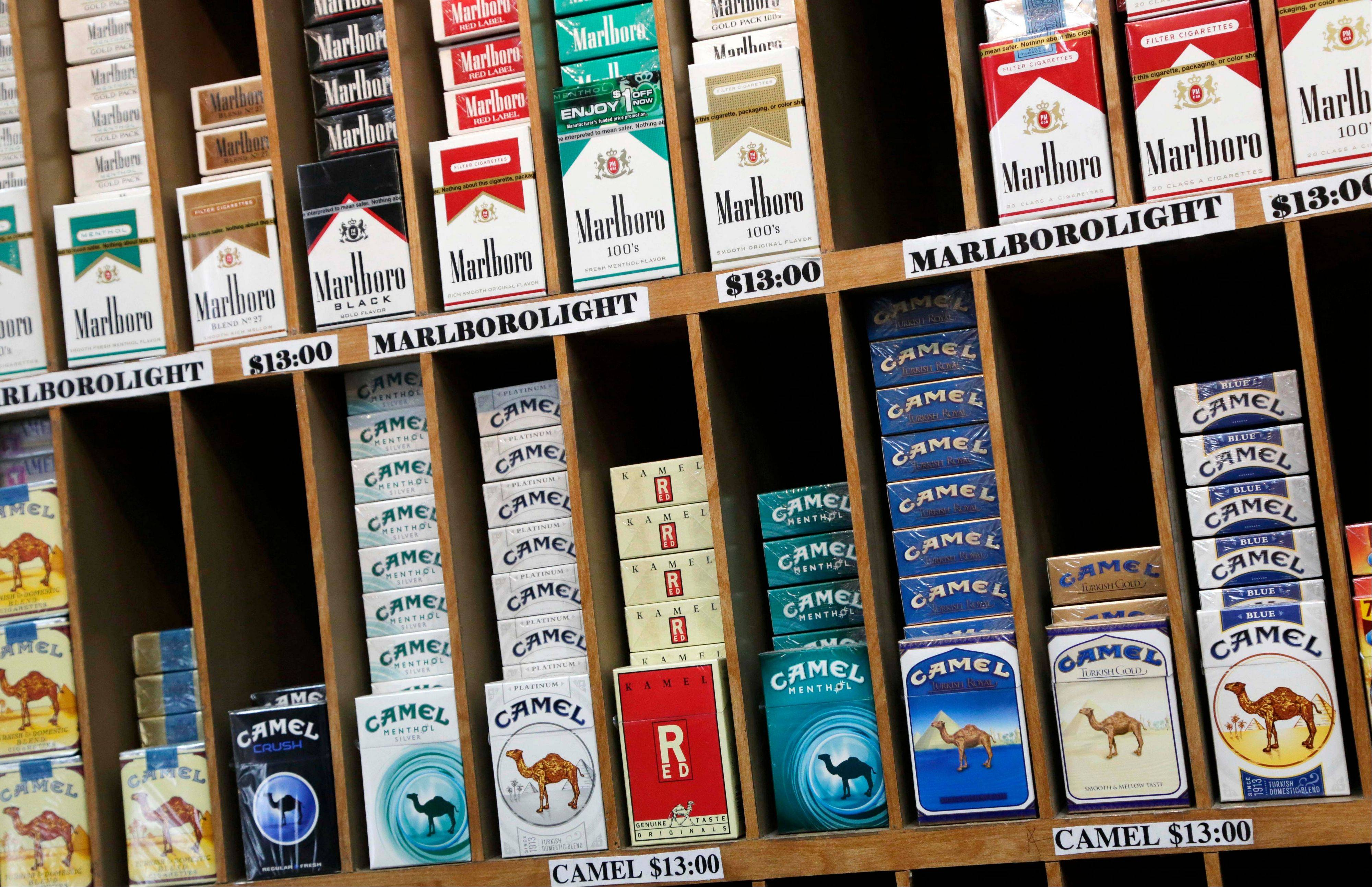 On Wednesday, Oct. 30, 2013, law makers in New York City voted to raise the cigarette-buying age from 18 to 21.