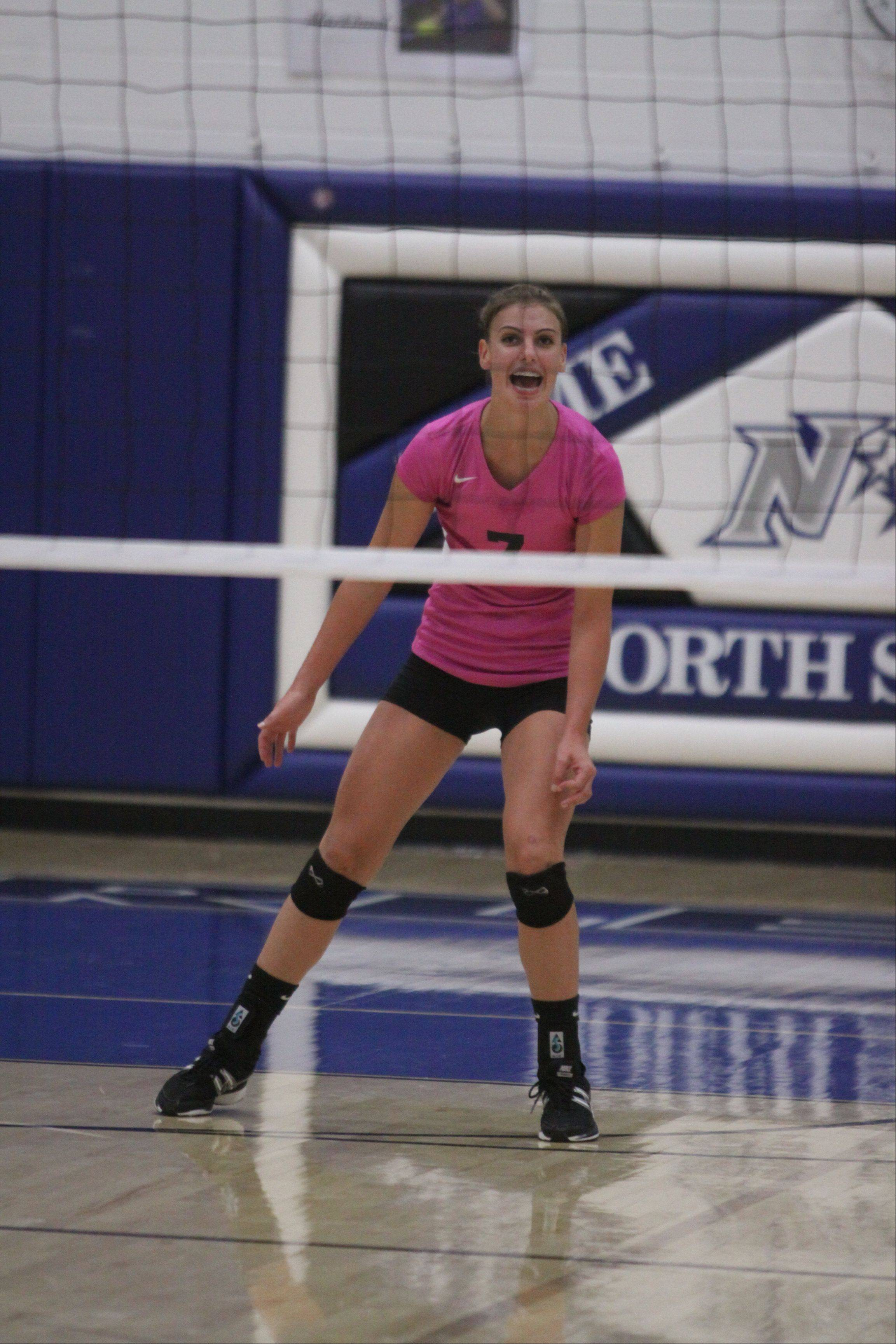 St. Charles North's Taylor Krage