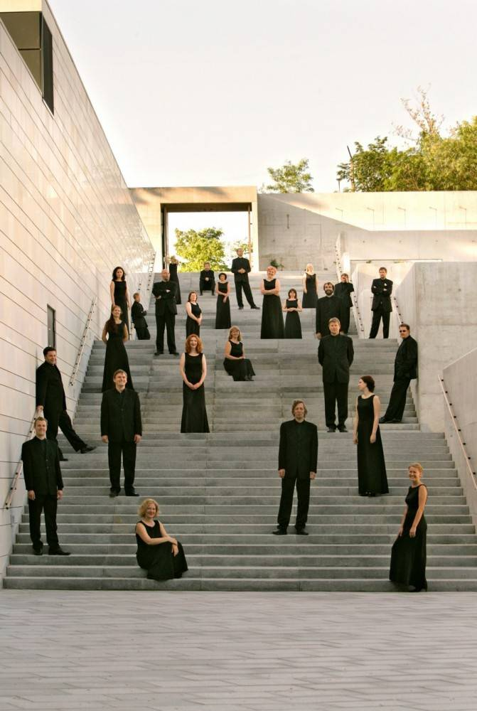 The Ten Time GRAMMY nominated Estonian Philharmonic Chamber Choir.