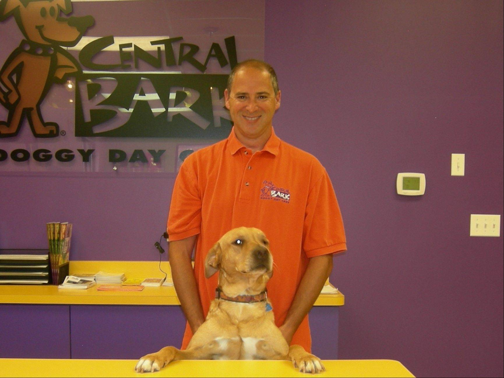 Central Bark Doggy Day Care offers services for dogs and their owners in Gurnee.