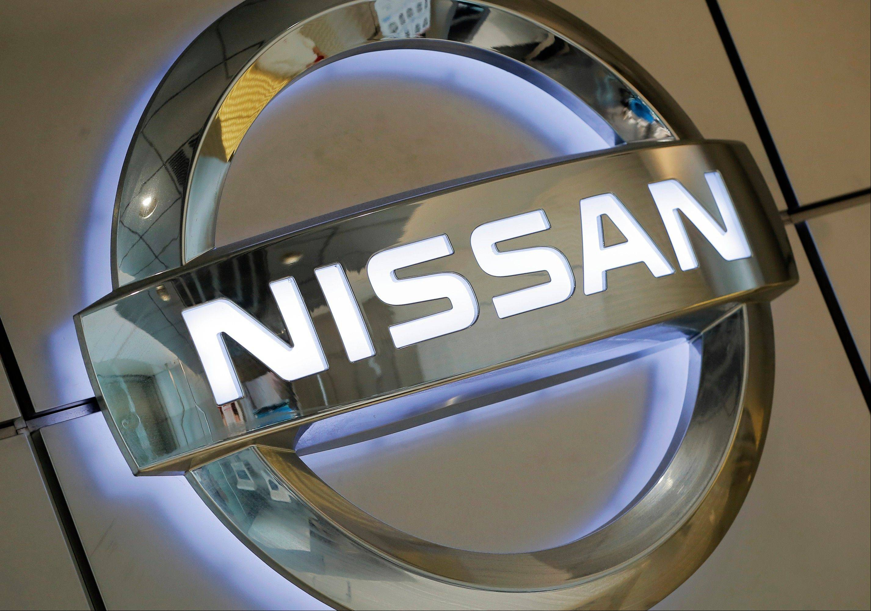 Nissan reports quarterly earnings on Friday, Nov. 1, 2013.