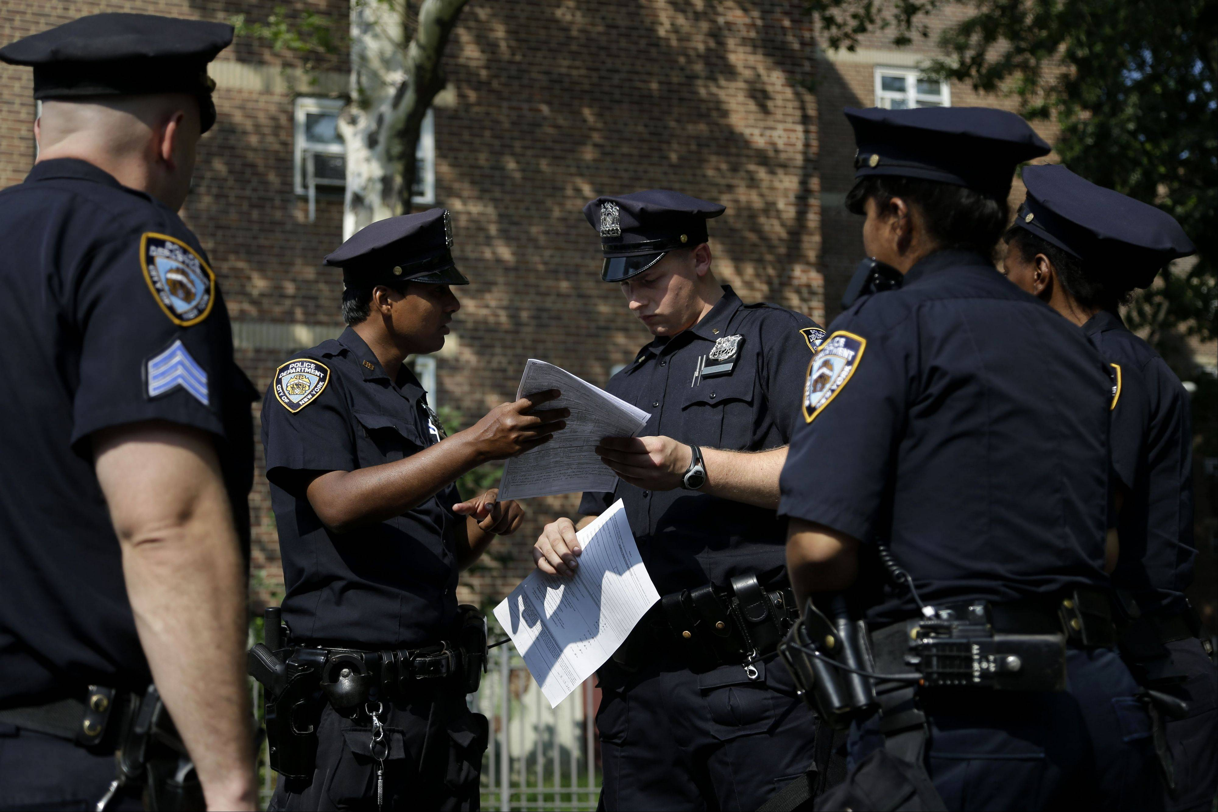 A federal appeals court block of a judge�s ruling that found the New York Police Department�s stop-and-frisk policy discriminated against minorities may be short lived, depending on the outcome of next week�s mayoral election.
