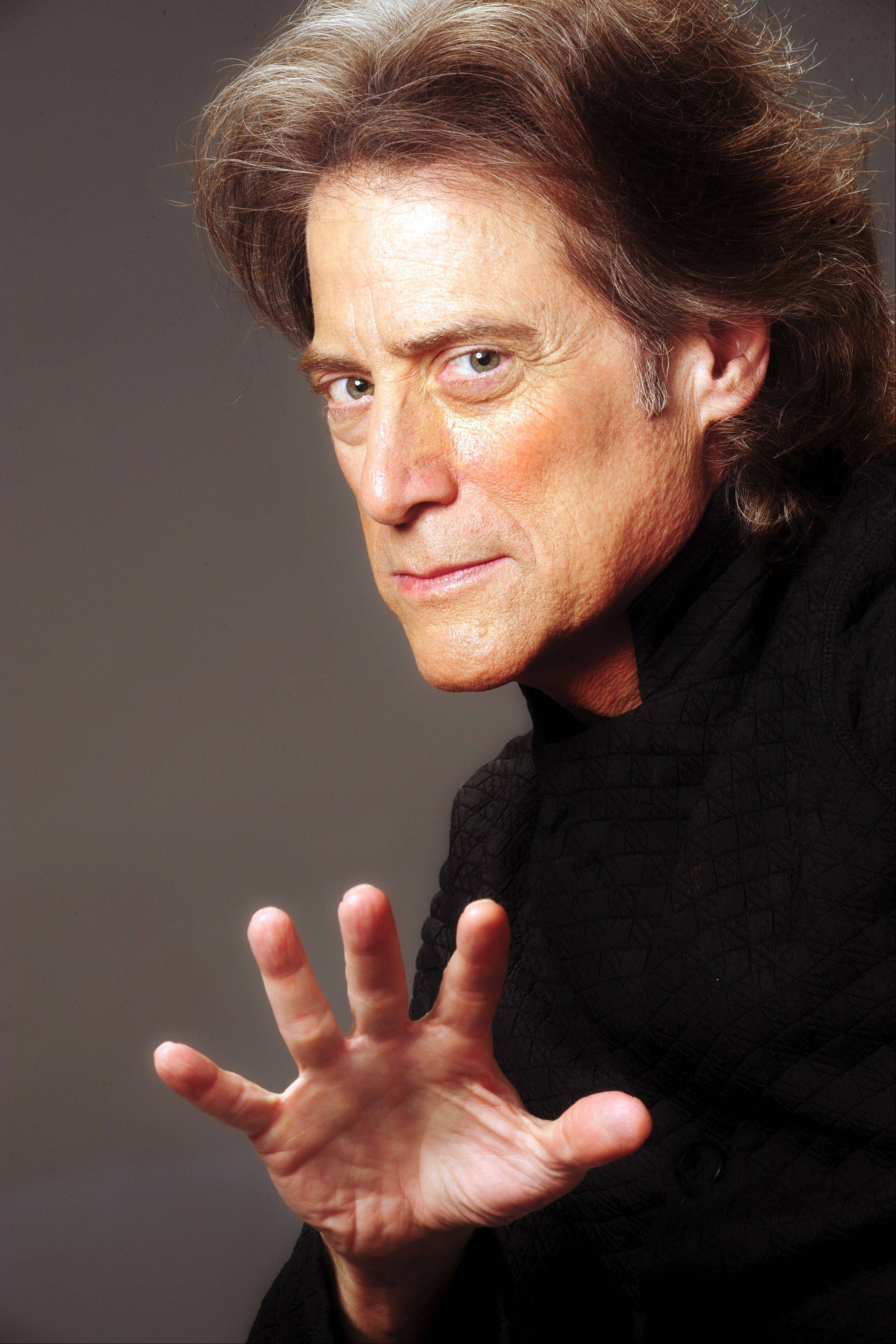 Richard Lewis will headline Zanies in Chicago and Rosemont.