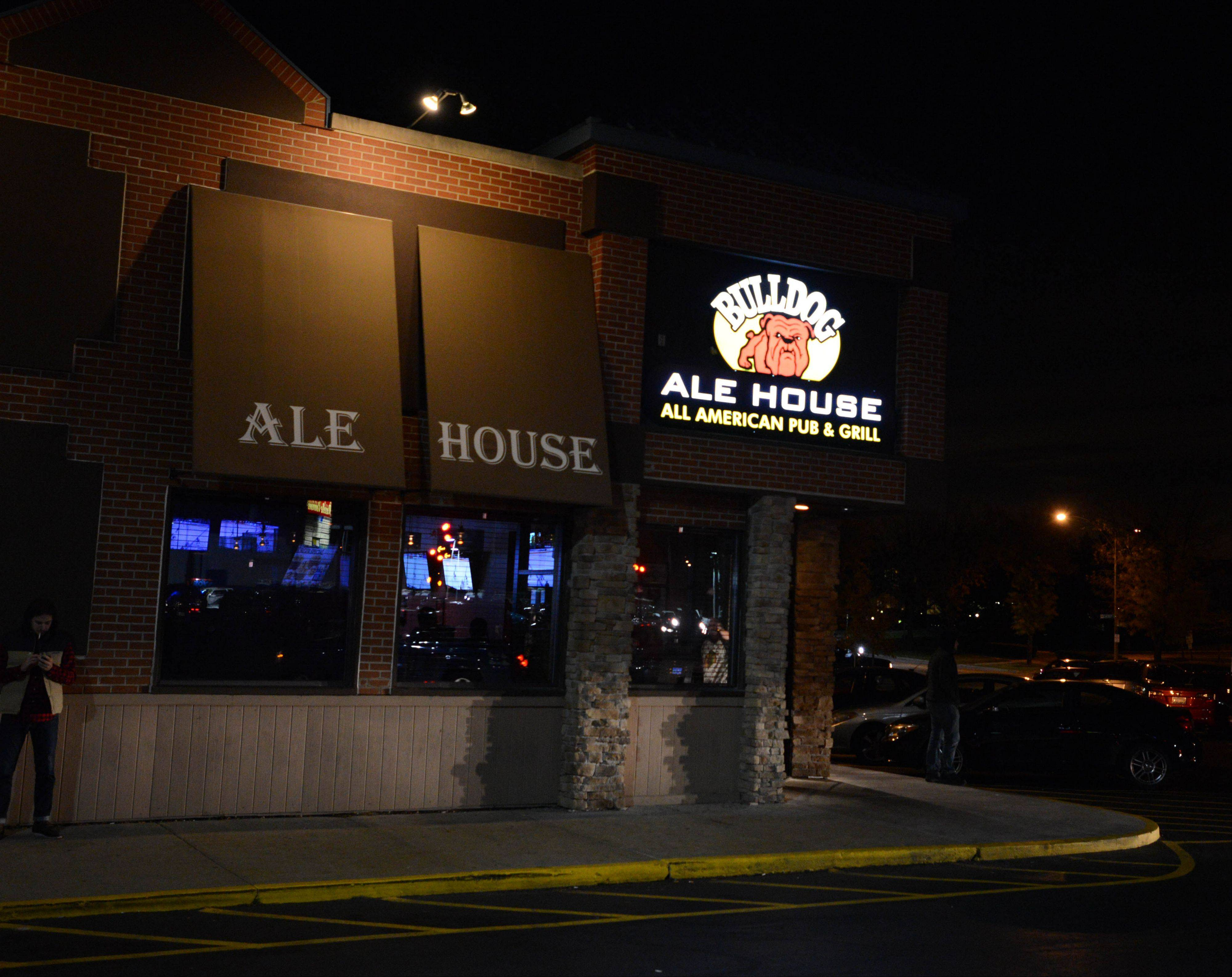 Bulldog Ale House in Roselle caters to a mix of beer lovers, sports fans and families.