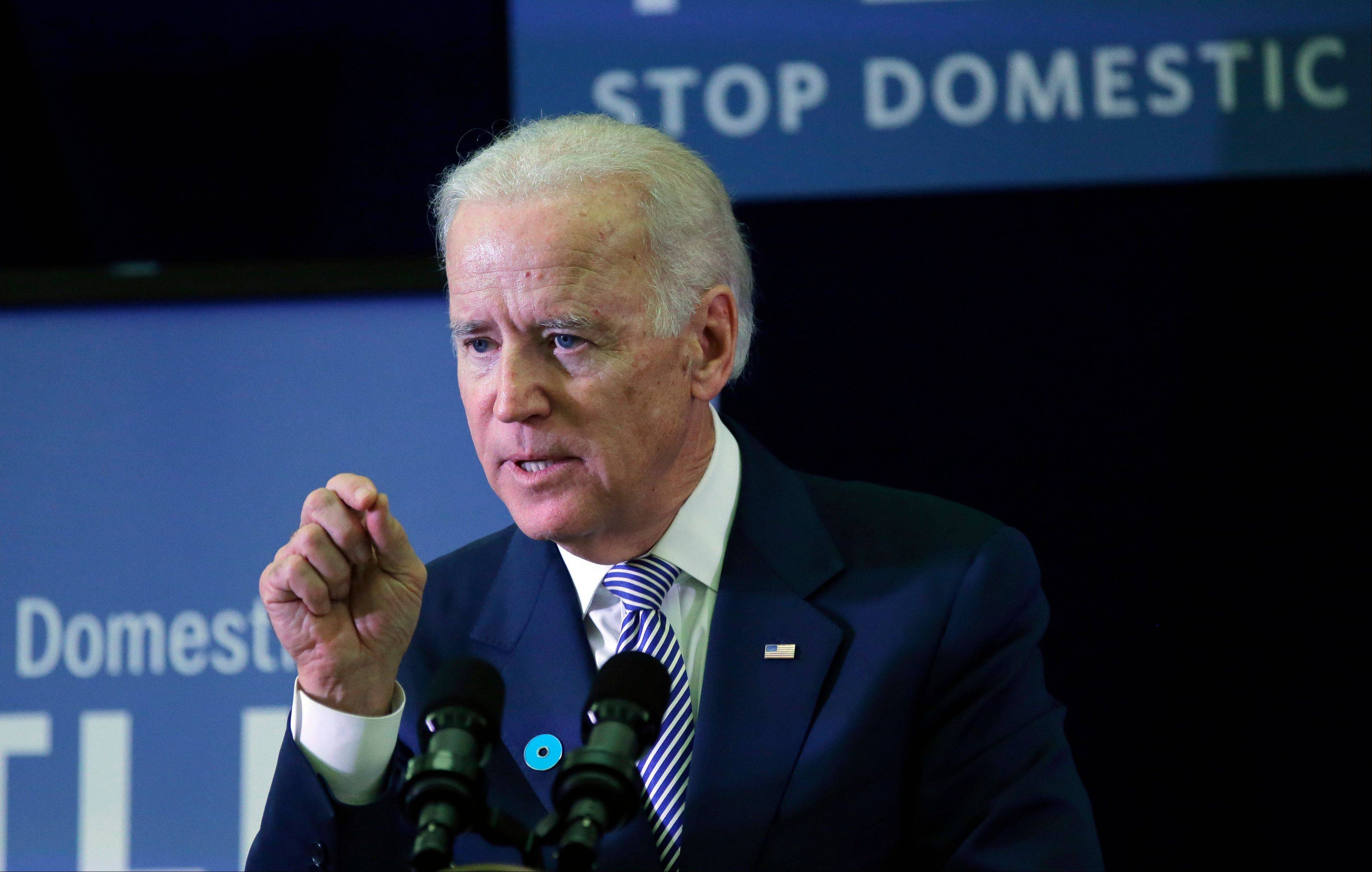 A new book asserts the idea of replacing Vice President Joe Biden with Hillary Rodham Clinton was floated in President Barack Obama's 2012 re-election campaign, but the former White House chief of staff denies it.