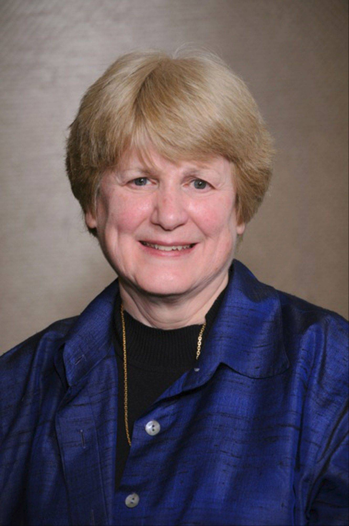 "Scientist Mary-Claire King is portrayed by Helen Hunt in the new film ""Decoding Annie Parker."""