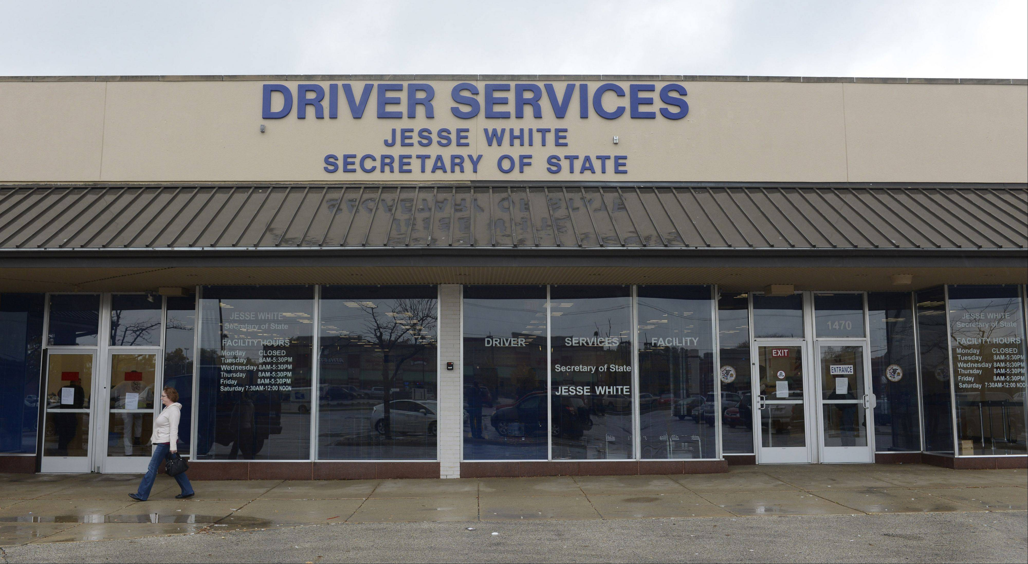 Secretary of state office to open Nov. 5 in Des Plaines