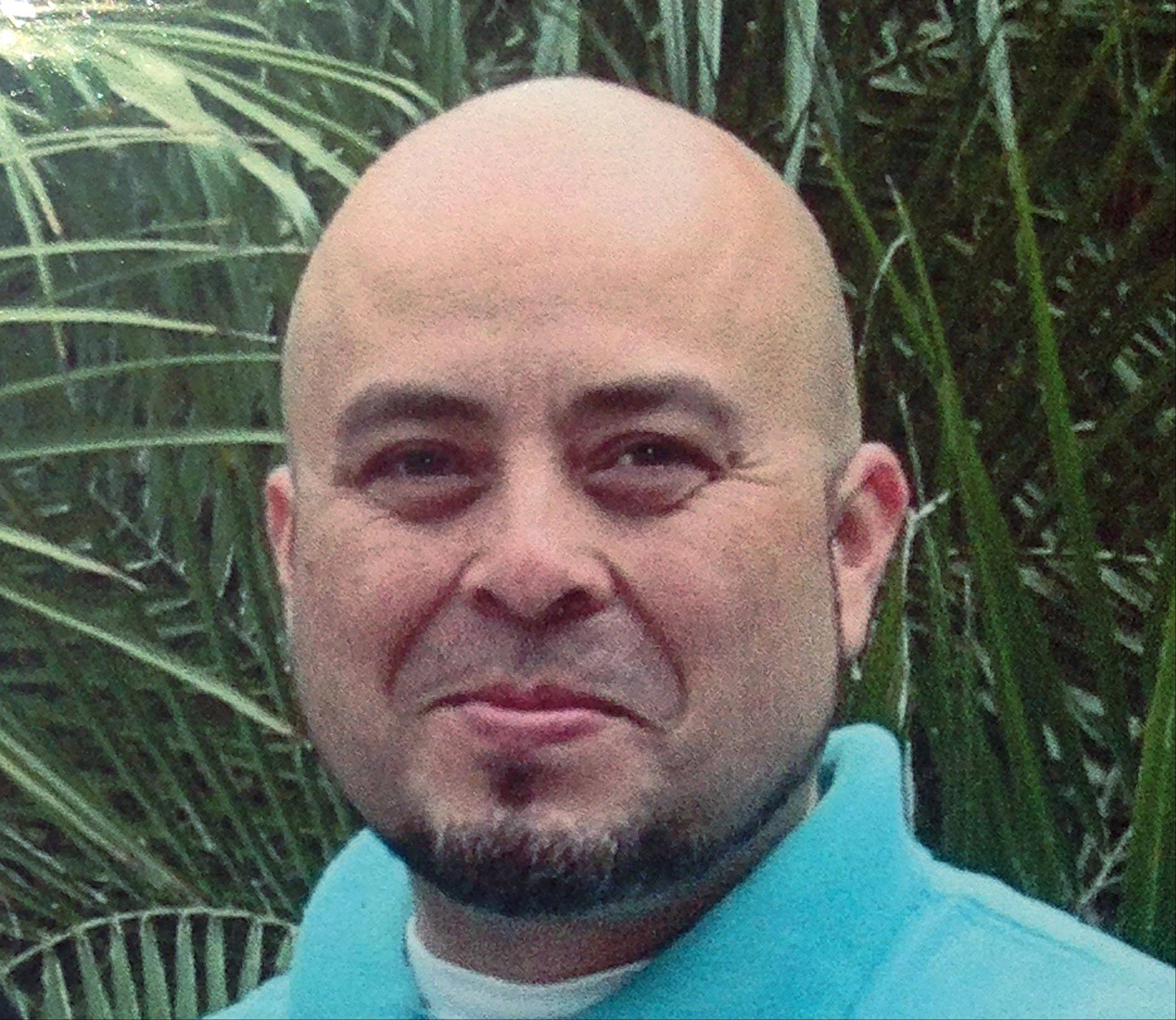 Transportation Security Administration officer Gerardo Hernandez, 39, who was shot to death by a gunman on a shooting rampage Friday in Terminal 3 at Los Angeles International Airport.