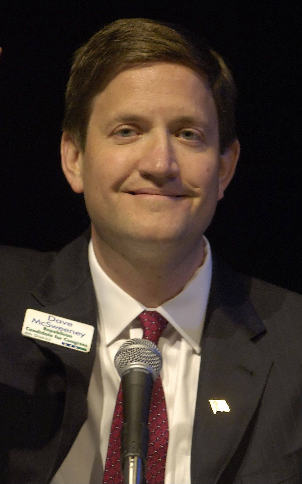State Rep. David McSweeney