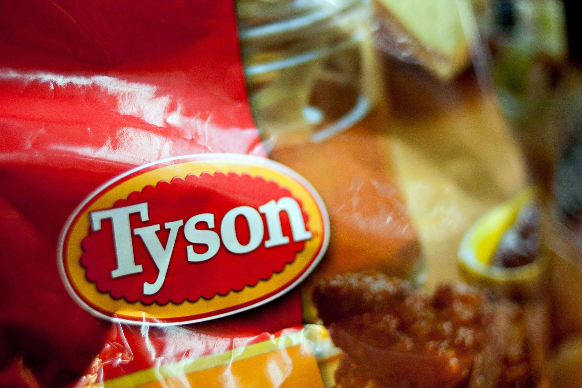 """Some people are shocked we do tortillas,"" said Eric Le Blanc, vice president of marketing for deli and convenience-store foods at Tyson. Tyson is building up its line of prepared foods to dominate the convenience-store market."