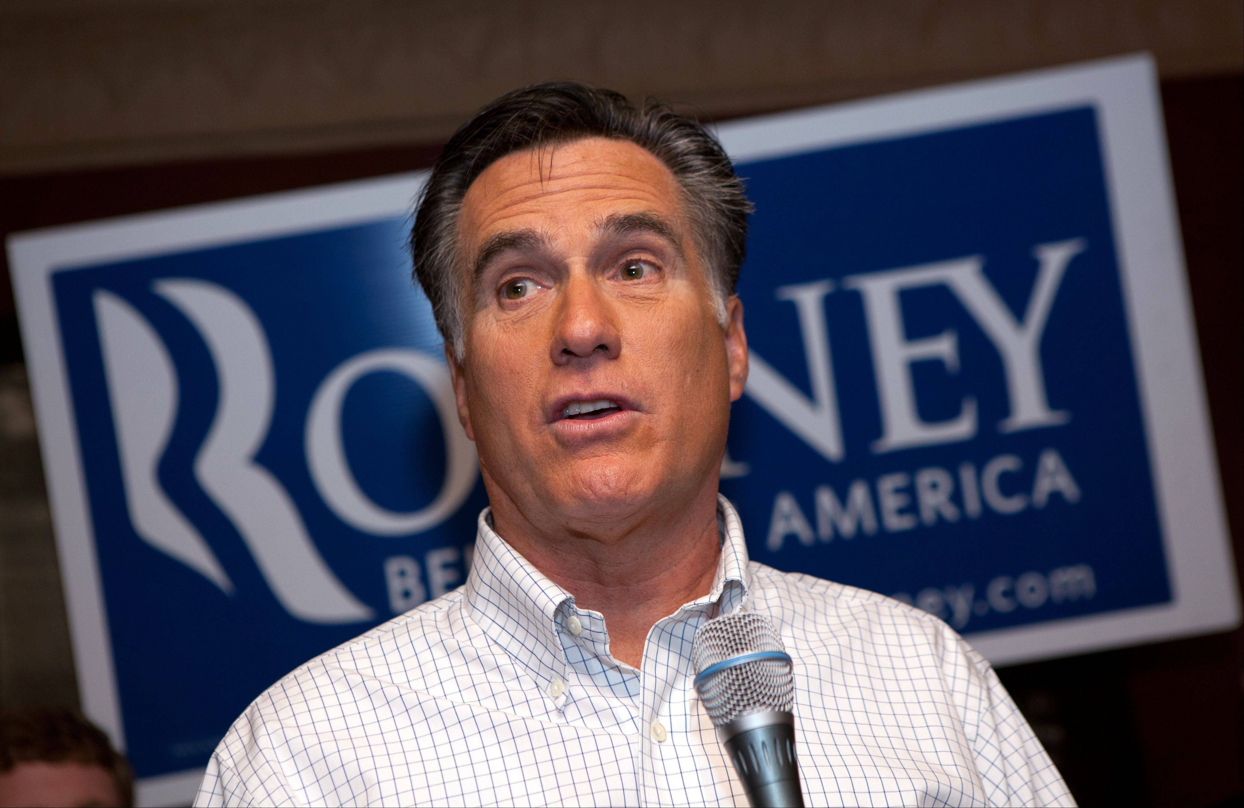 Former Republican presidential candidate Mitt Romney, little seen since his failed White House bid a year ago, on Sunday accused President Barack Obama of �fundamental dishonesty� regarding the Affordable Care Act.