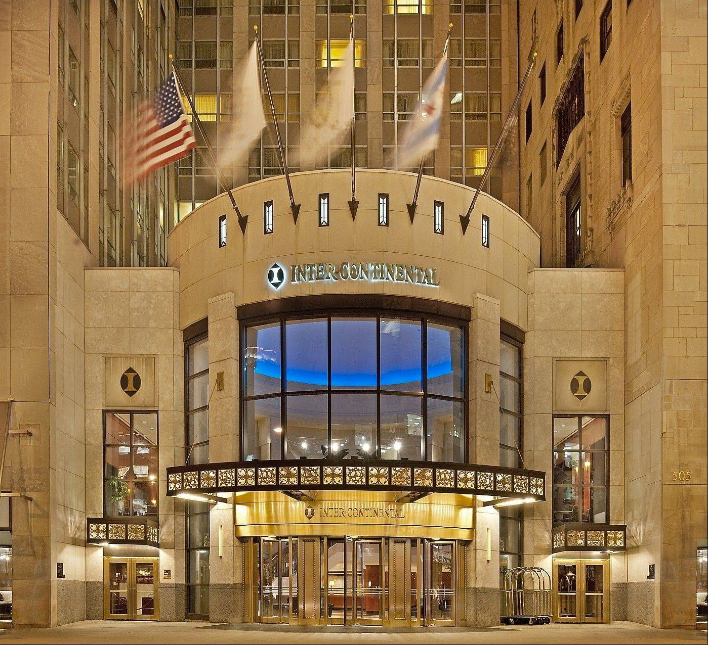 "The ""Extraordinary Day"" package at The InterContinental Chicago Magnificent Mile hotel offers one-of-a-kind experiences around the Windy City."